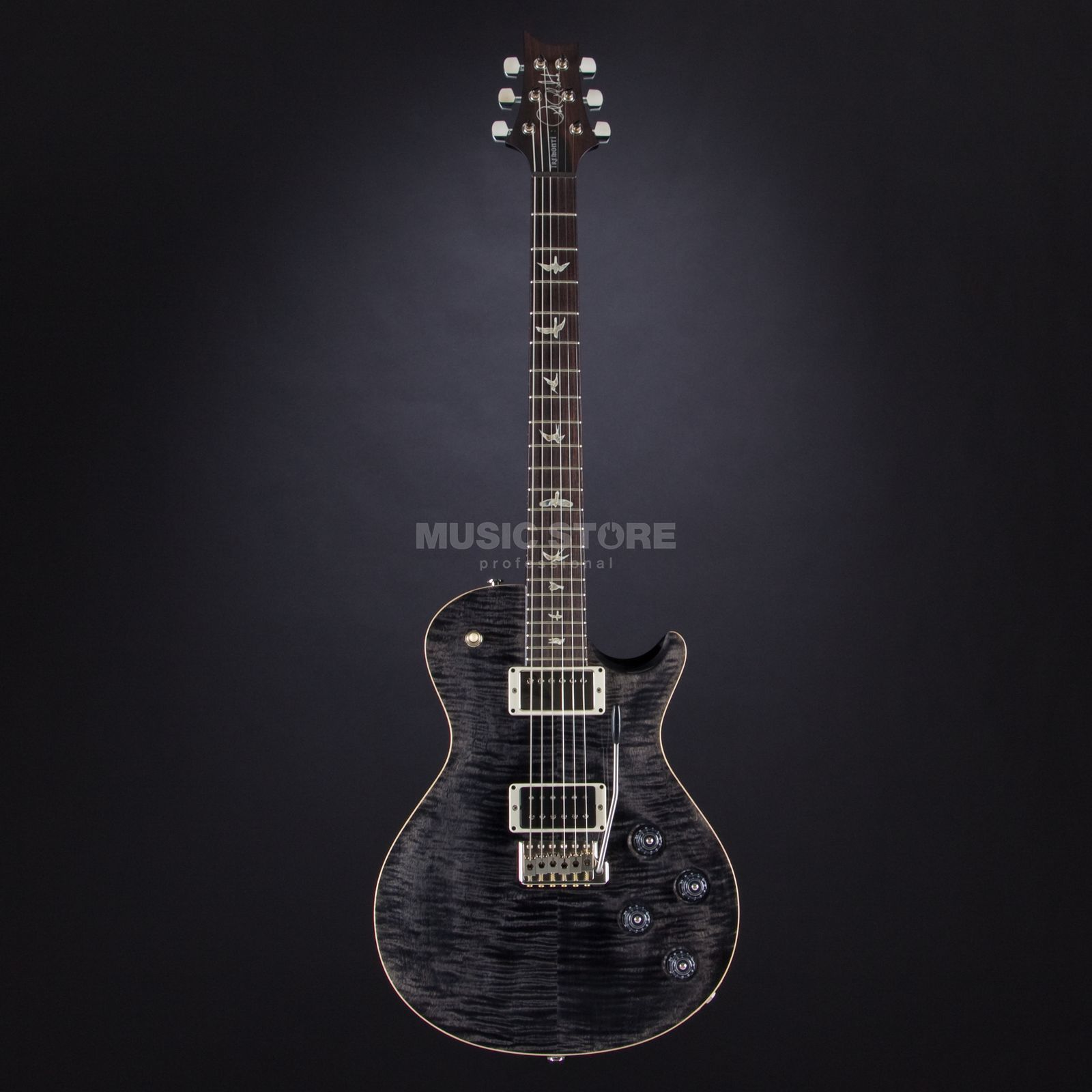 PRS Tremonti Grey Black Produktbild