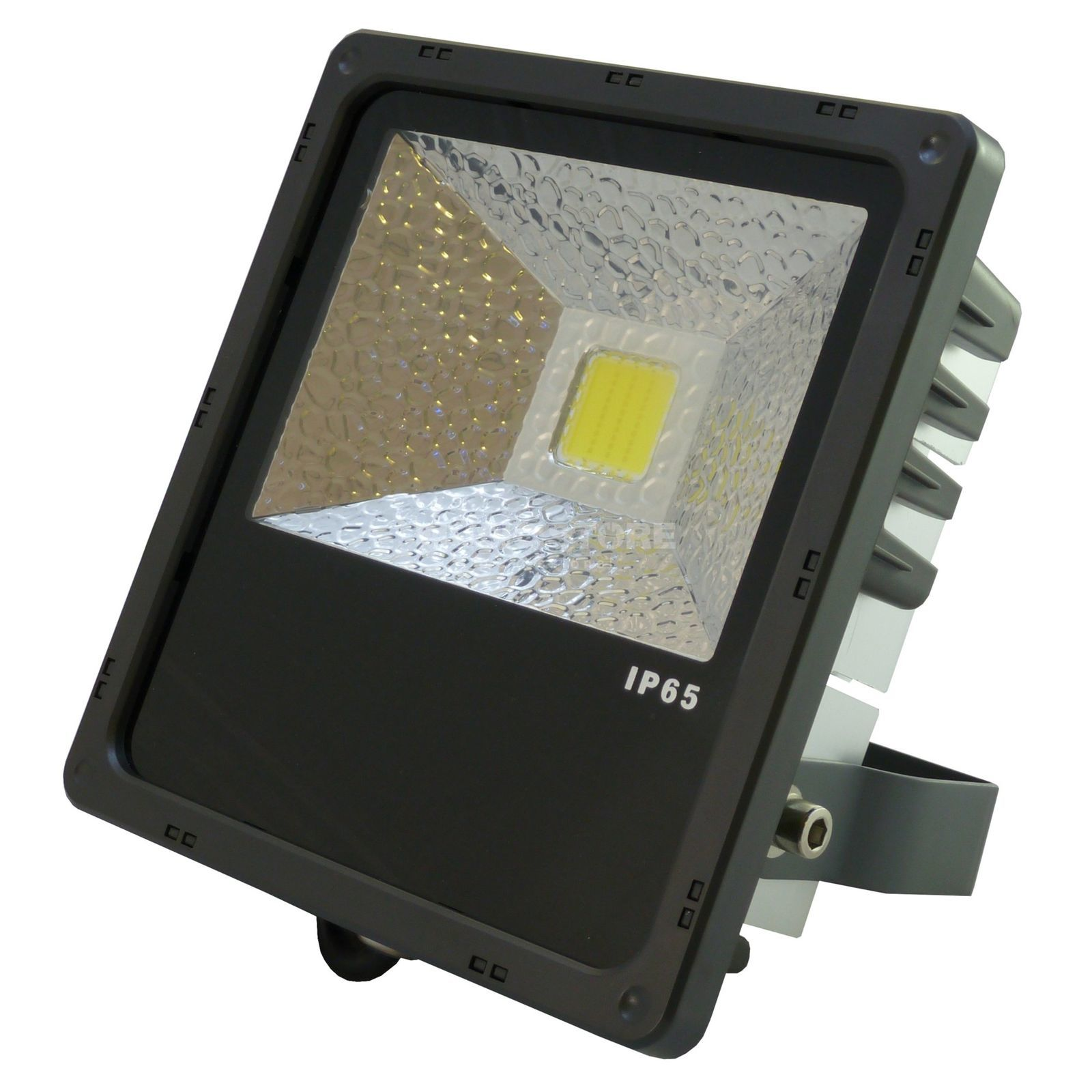 PTL LED Flood PRO 30W warm white IP 65, 30W COB LED, 120° Produktbillede