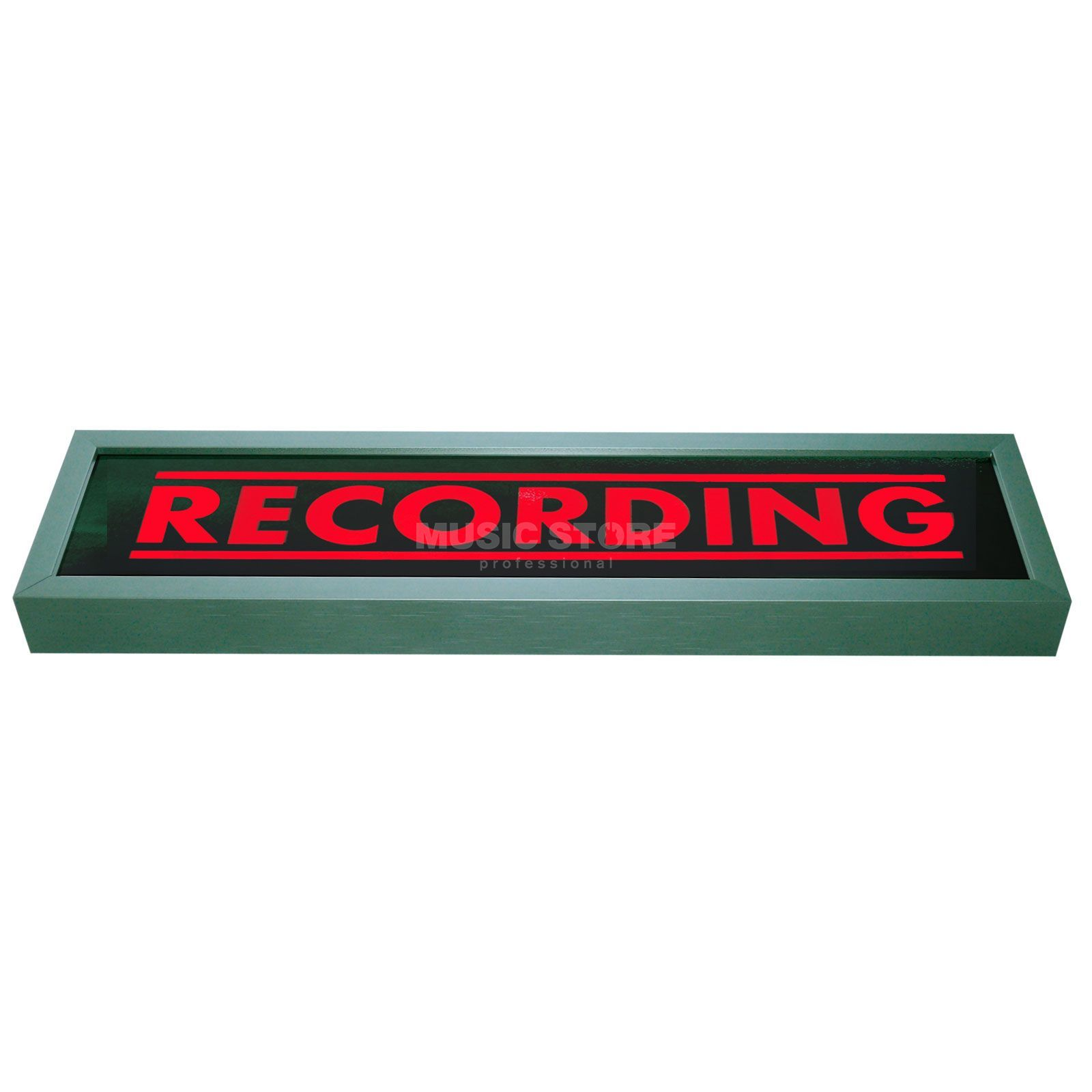 Punchlight Recording Display LED 'Recording' Lampe Produktbild