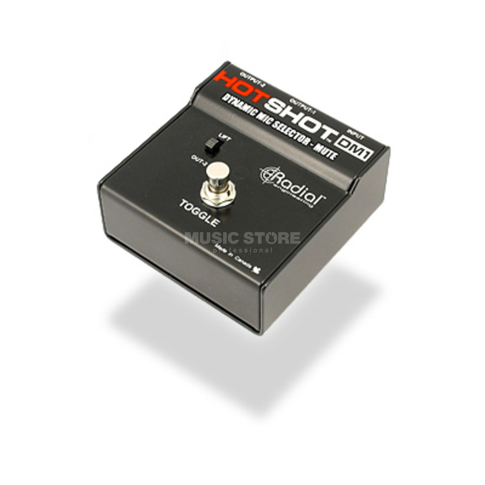 Radial Hot Shot DM1 Signal-Splitter Produktbild