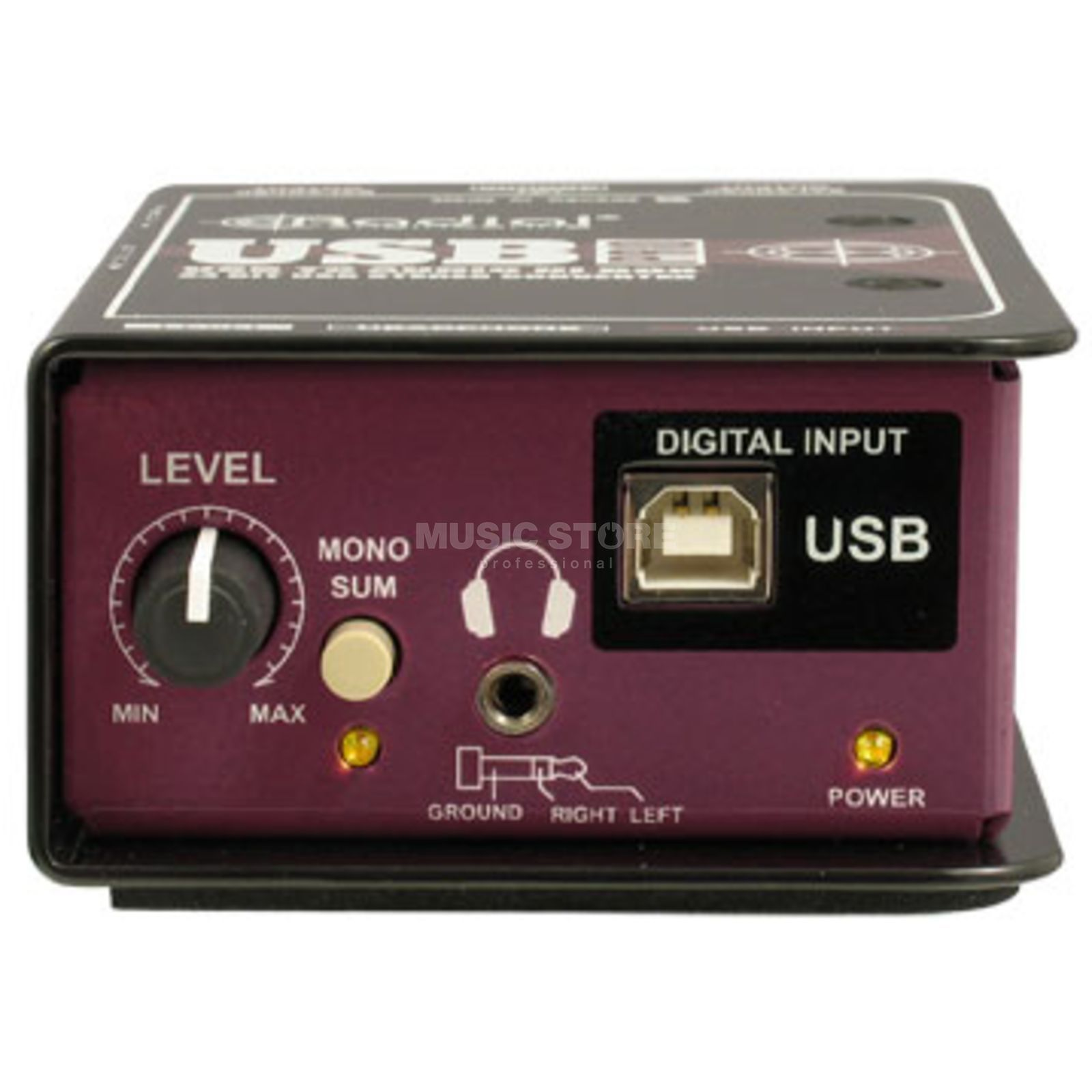 Radial USB-Pro USB Stereo-DI-Box Product Image