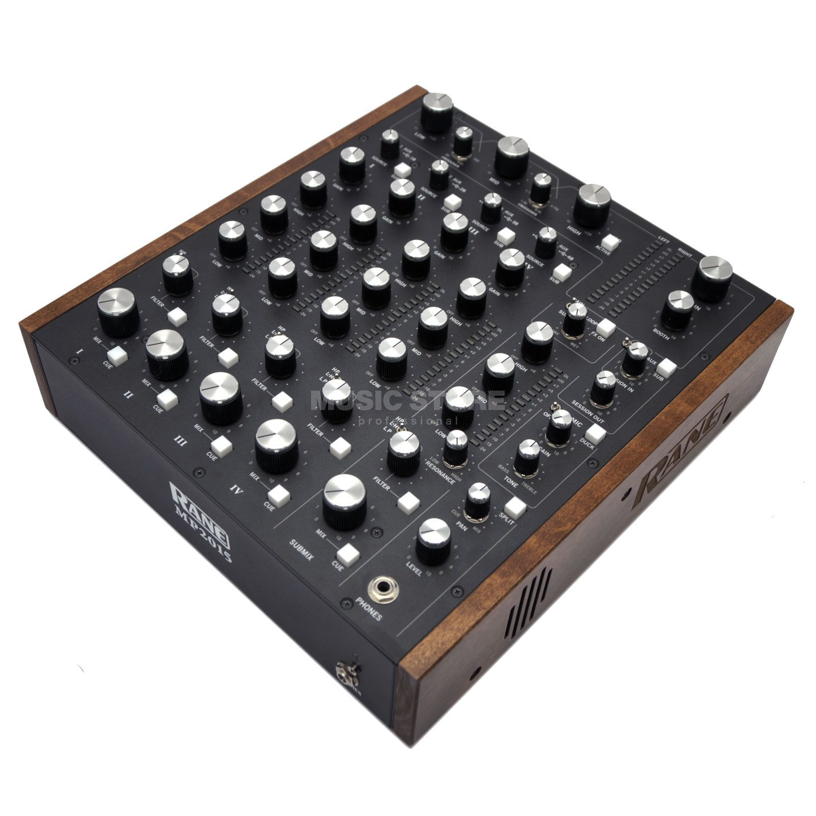 Rane MP 2015 Rotary Mixer mit USB-Interface Produktbild