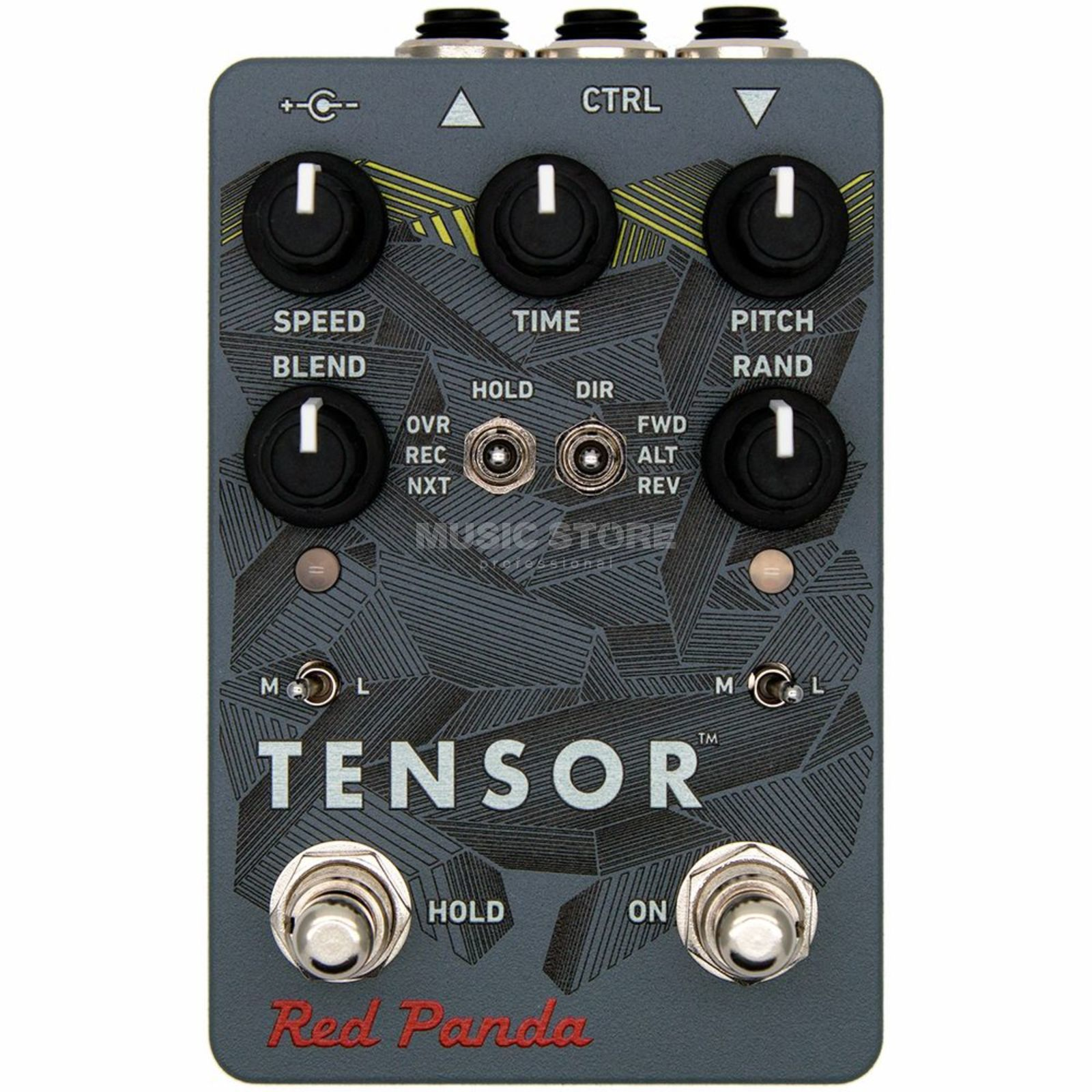 Red Panda Tensor Product Image