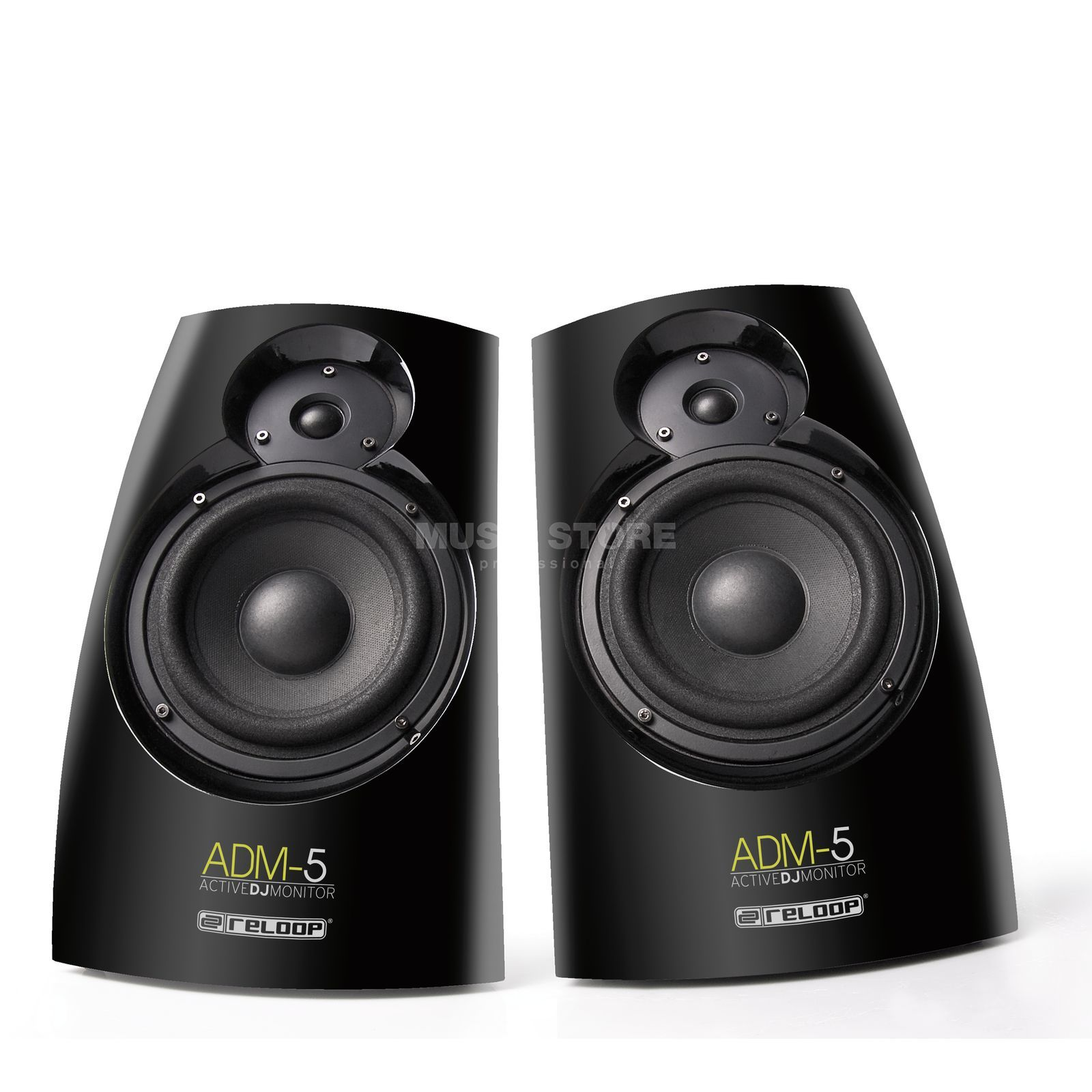 Reloop ADM-5 (Pair) Active DJ-Monitors Product Image