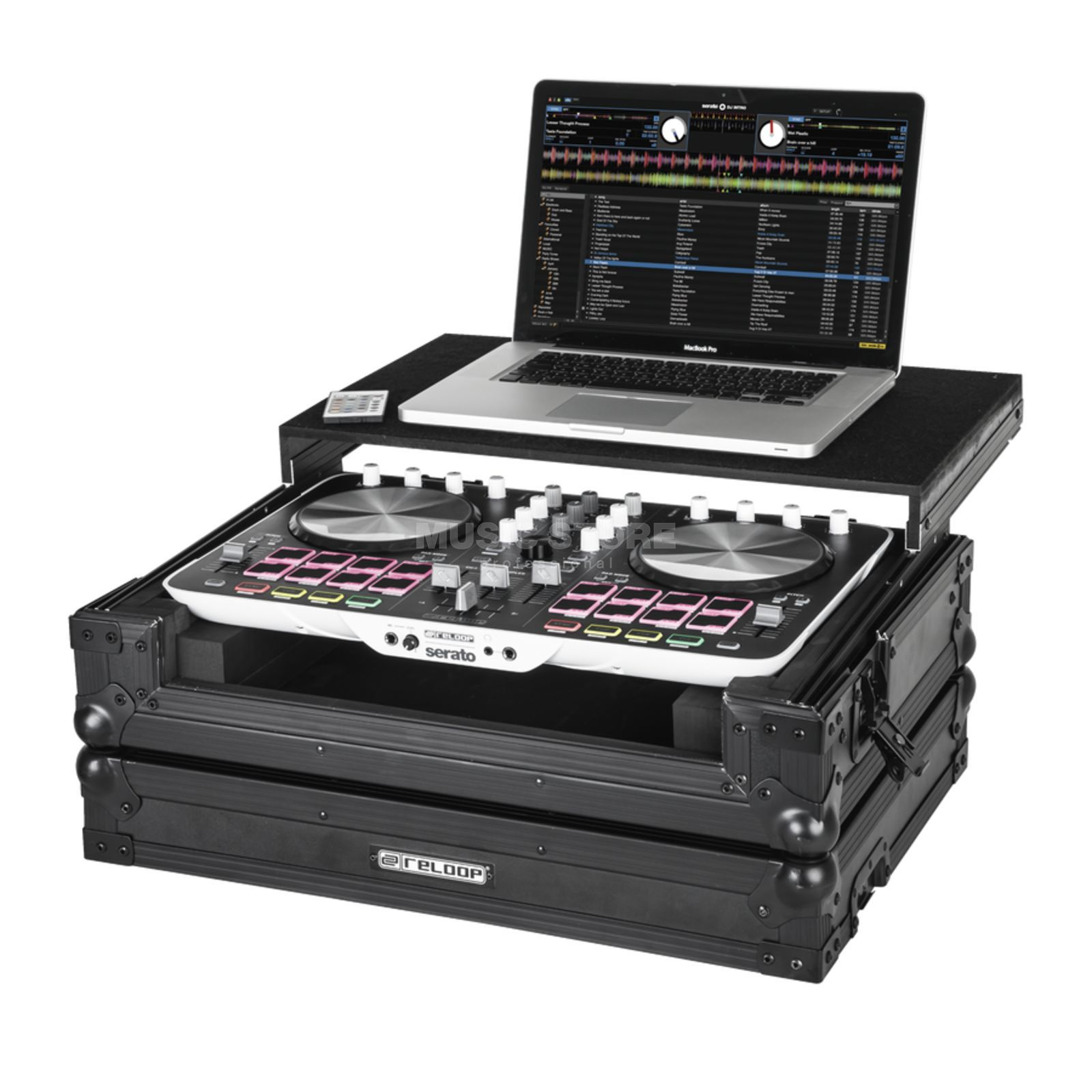 Reloop Beatmix 2 Case LED  Produktbild