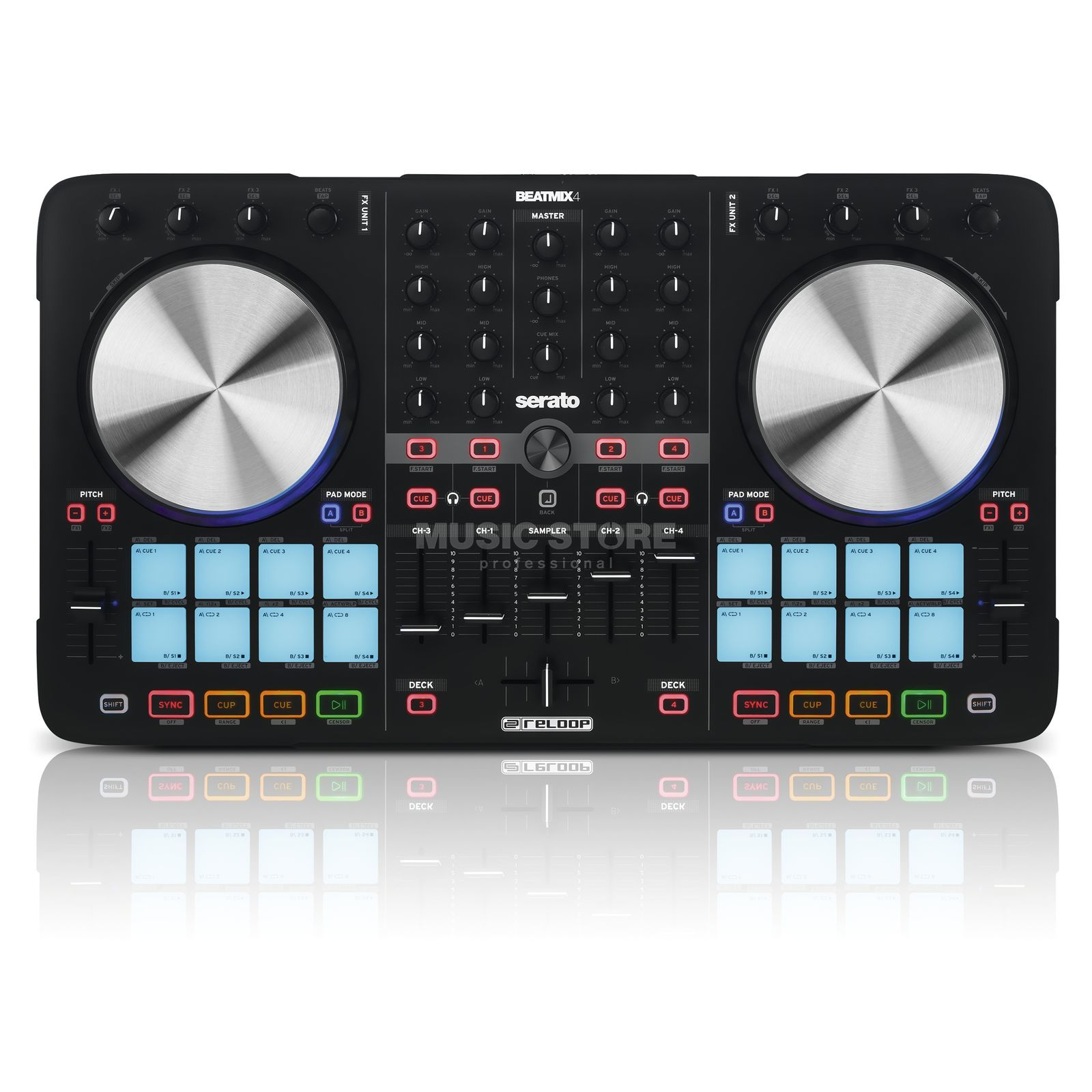 Reloop Beatmix 4 MK2 Product Image