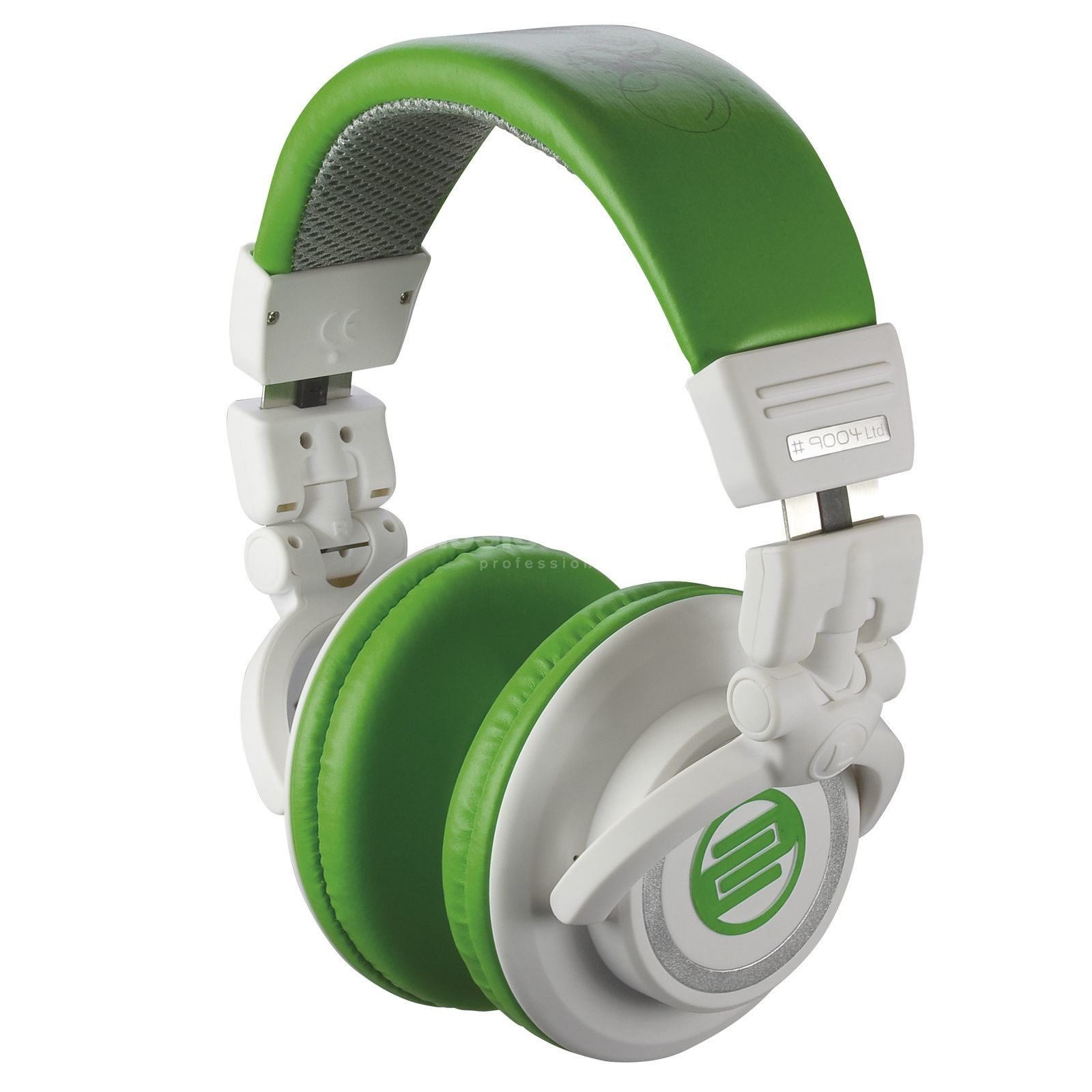 Reloop RHP-10 DJ Headphones Ceramic Mint Product Image