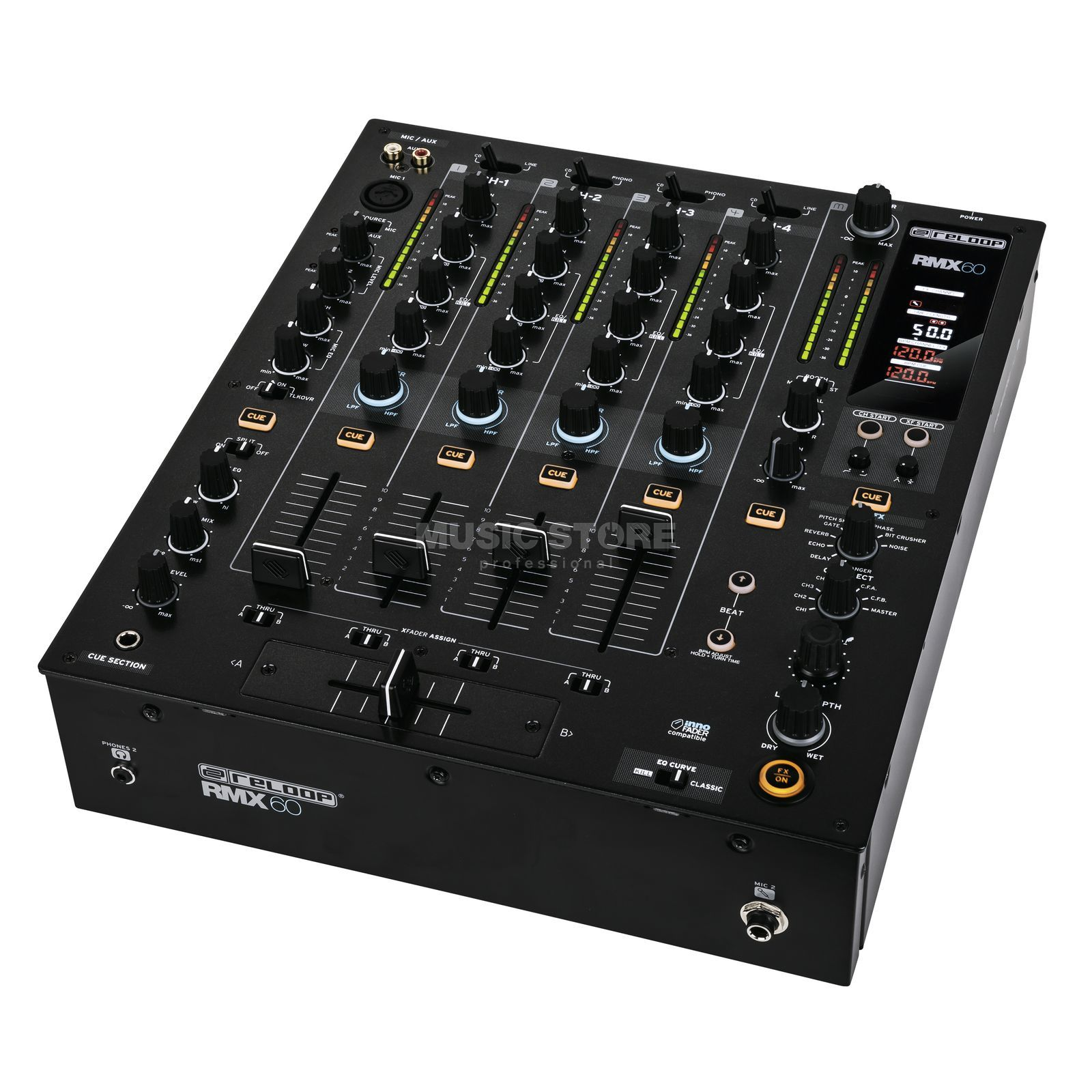 Reloop RMX-60 Digital Performance Club Mixer Immagine prodotto