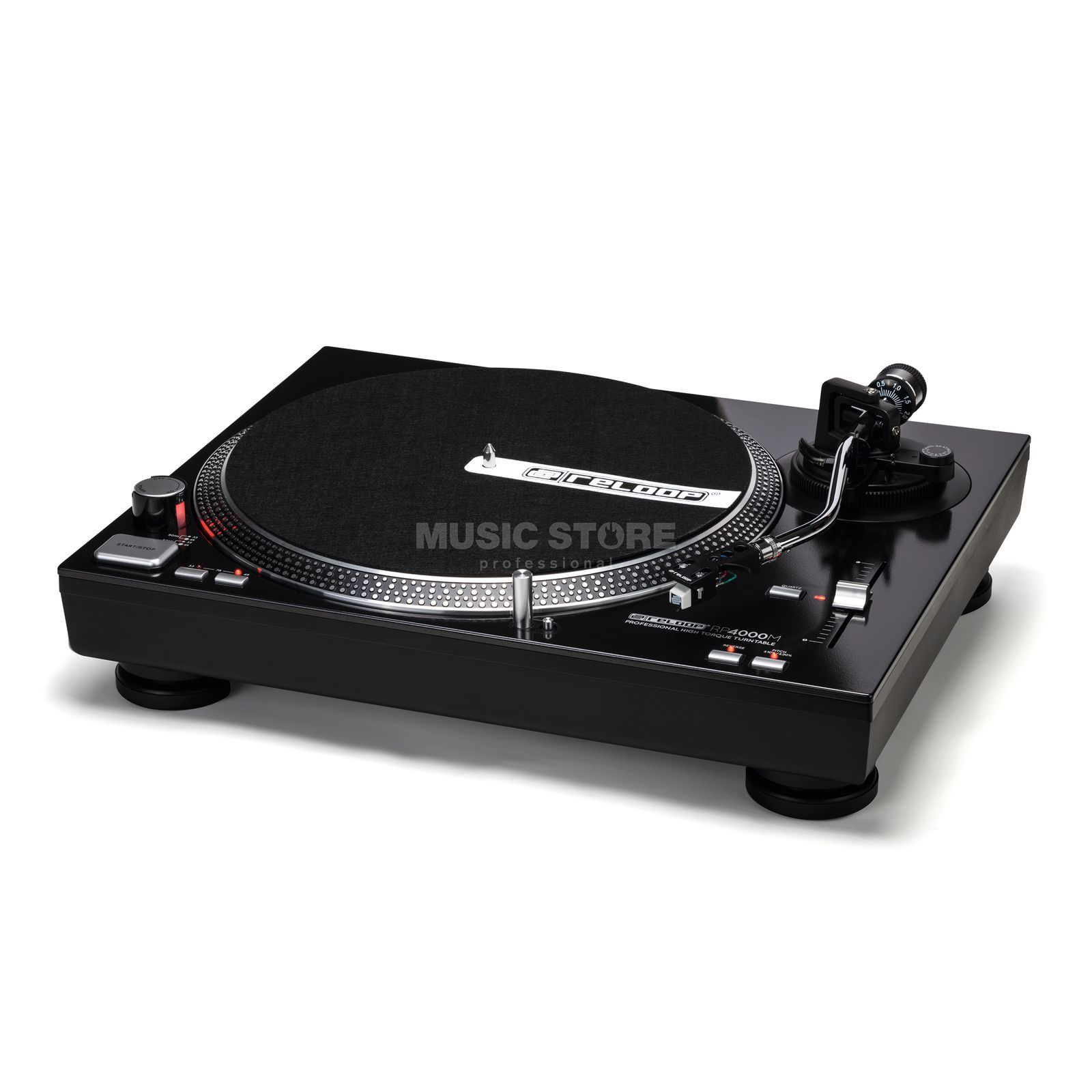 Reloop RP-4000M High Torque DJ-Turntable Product Image