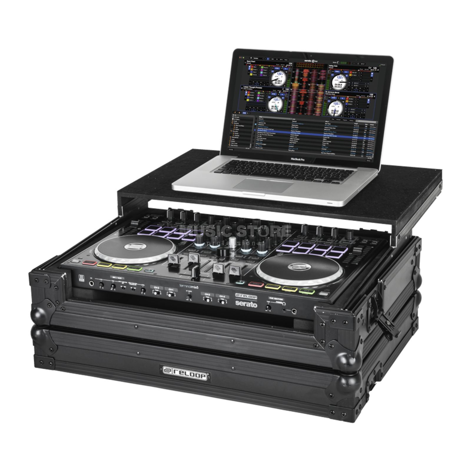Reloop Terminal Mix 8 Case LED  Product Image