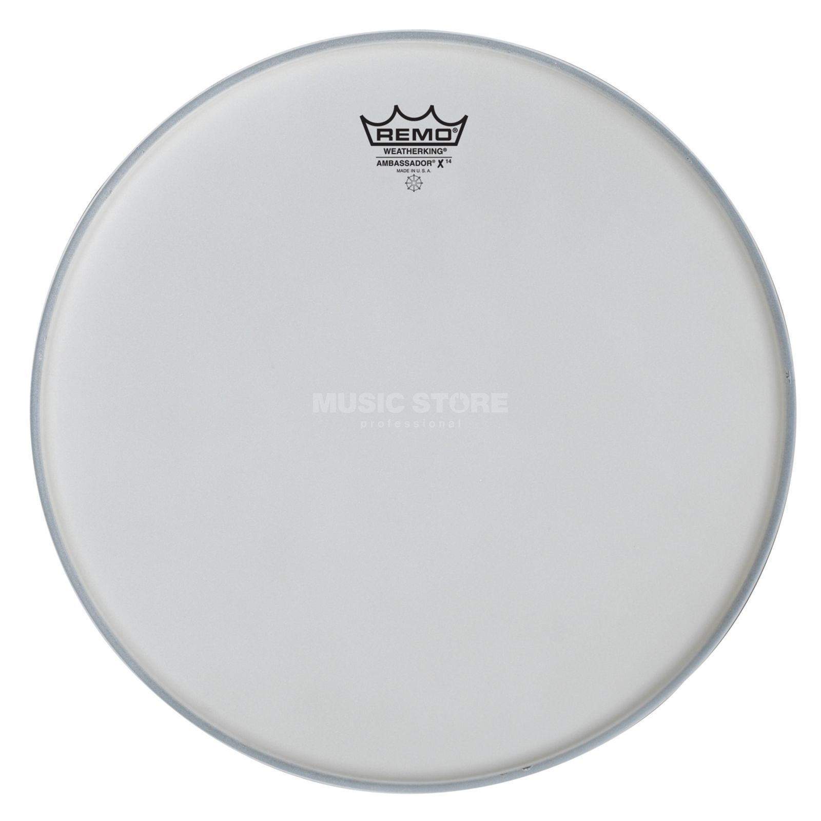 "Remo Ambassador X14 Coated 14"", Snare Batter Product Image"