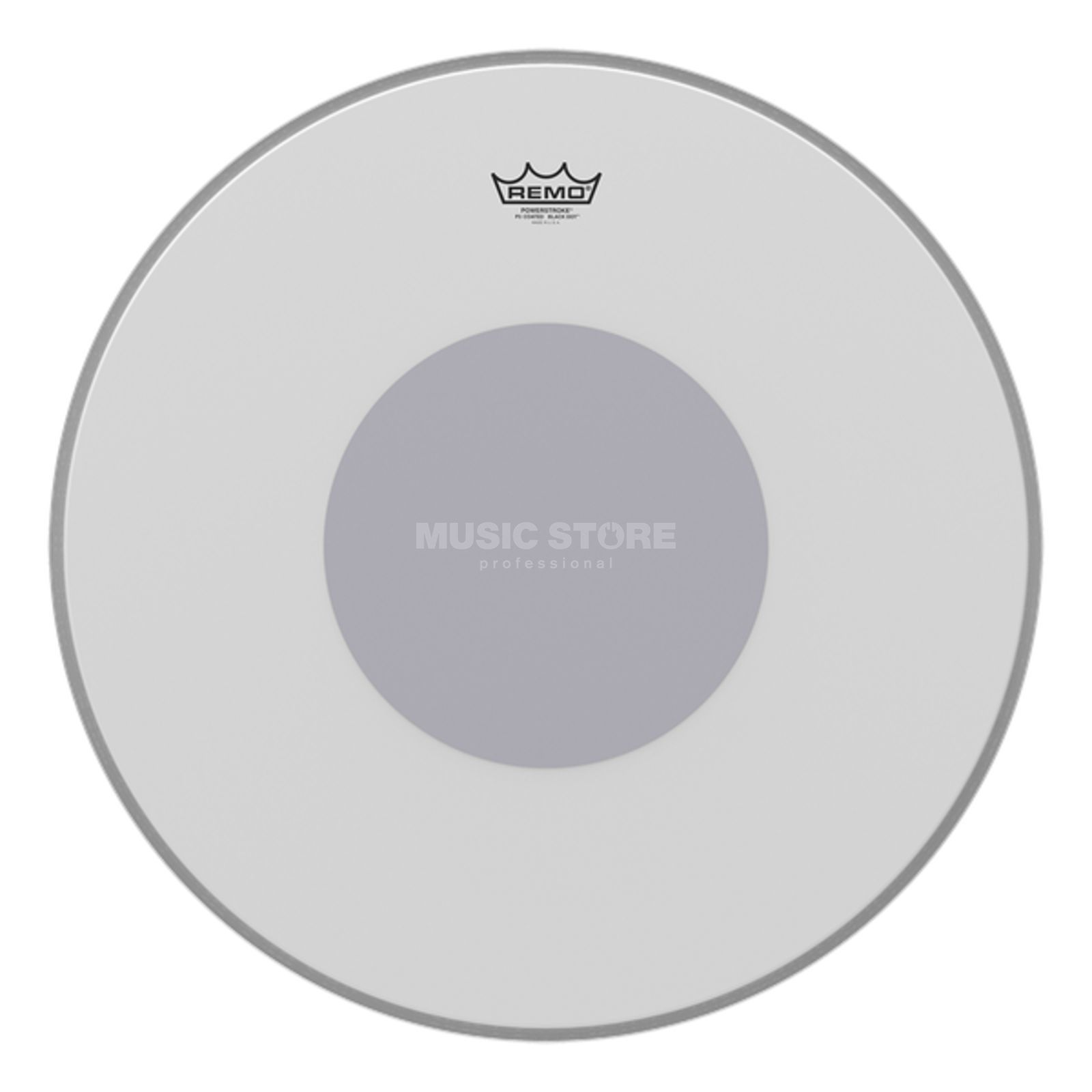 "Remo CS Powerstroke 4 Coated 10"", Dot, Tom Batter, B-Stock Produktbillede"