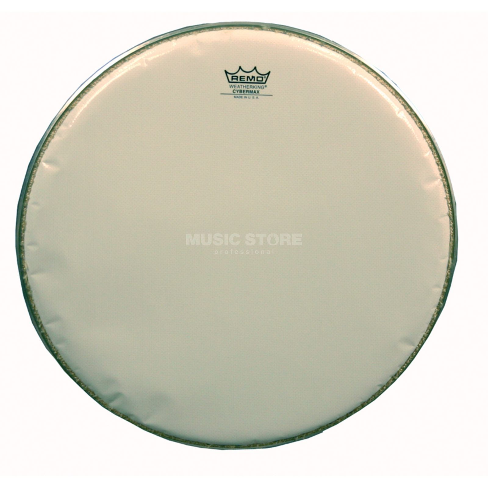 "Remo Cybermax 14"" - Smooth White - Marching Snare Batter Produktbillede"