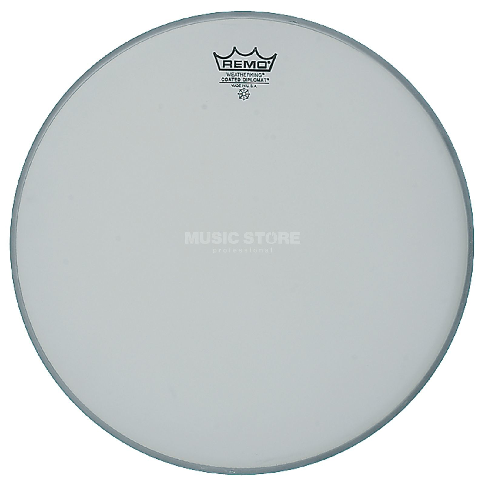"Remo Diplomat Coated 10"", Tom Batter/Reso Produktbillede"