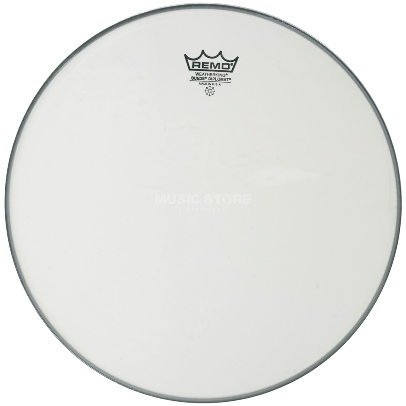 "Remo Diplomat Suede 14"", Tom Batter Productafbeelding"