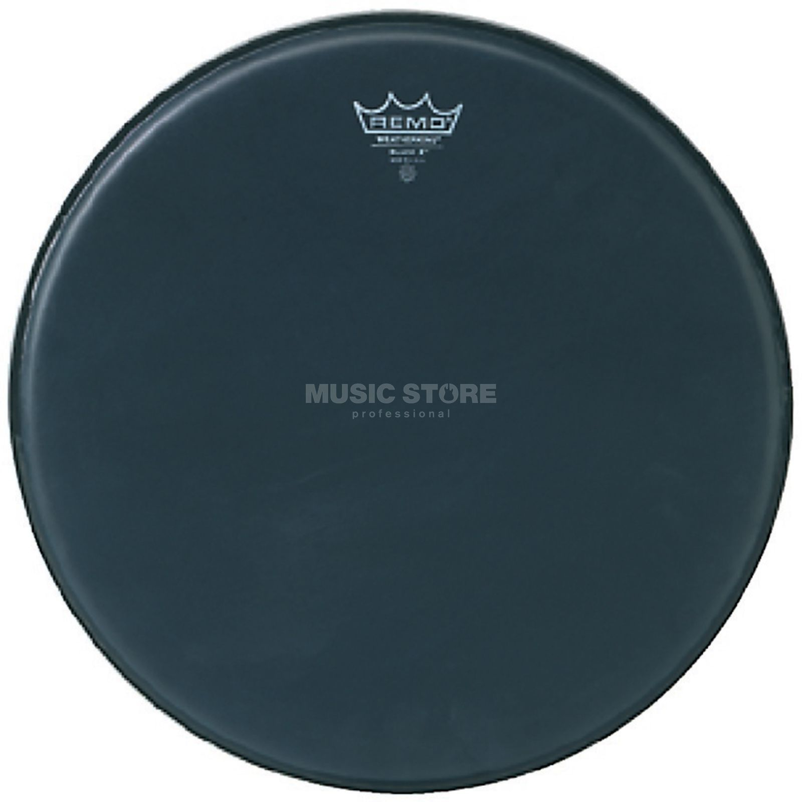 "Remo Emperor Black X 13"", Snare Batter Product Image"