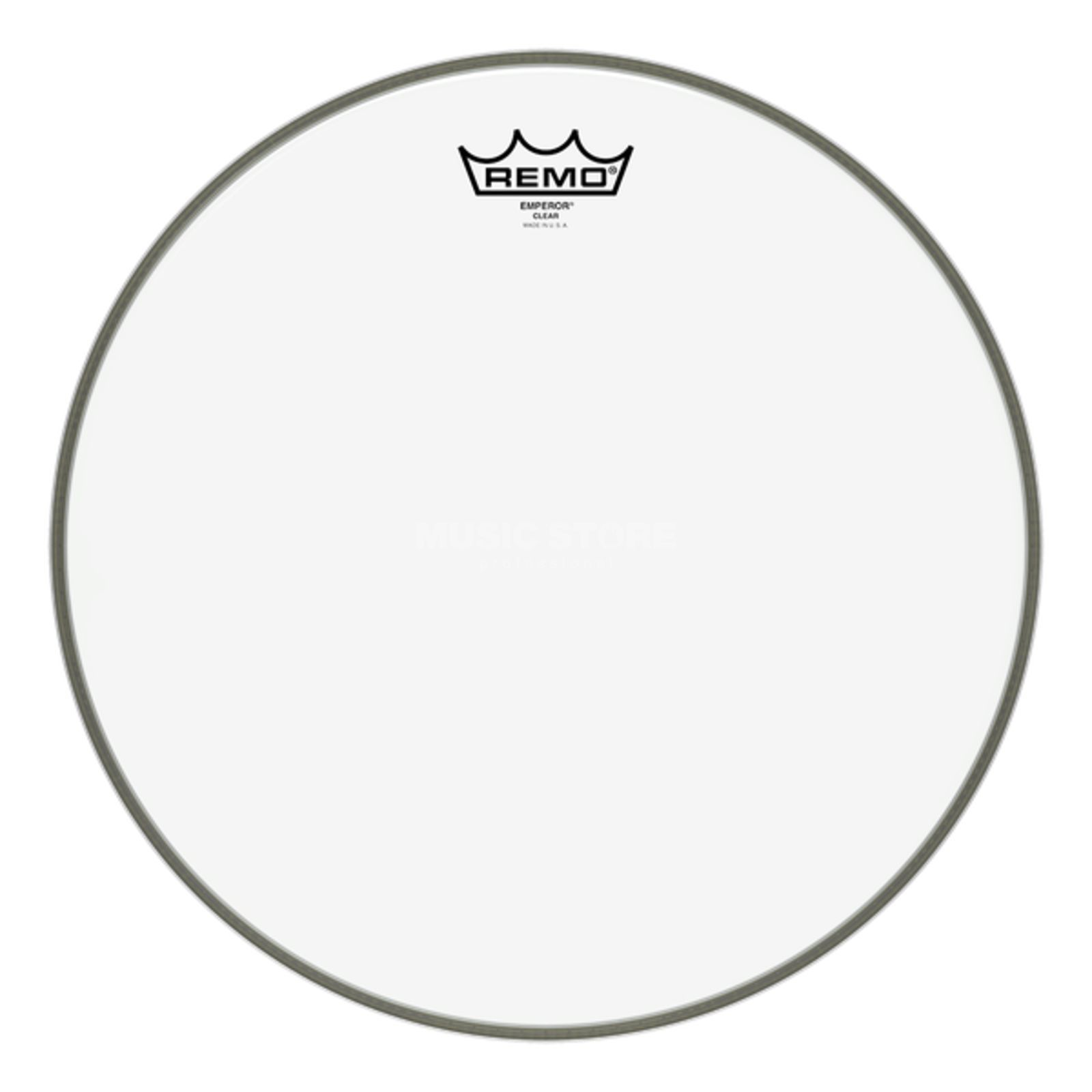 "Remo Emperor Clear 13"", Tom Batter/Reso Product Image"