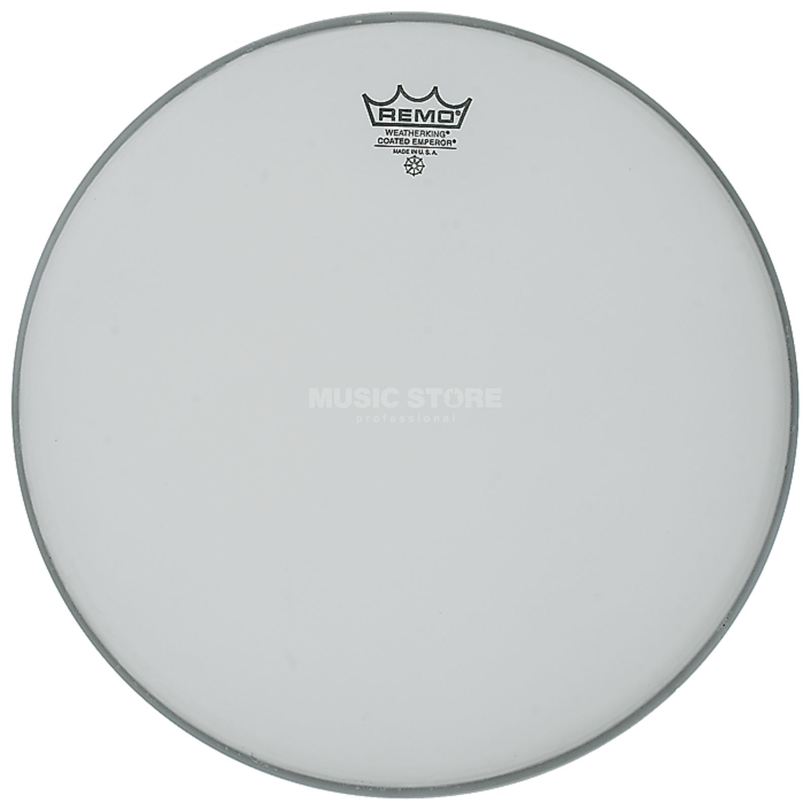 "Remo Emperor Coated 18"", BassDrum Batter/Reso Product Image"