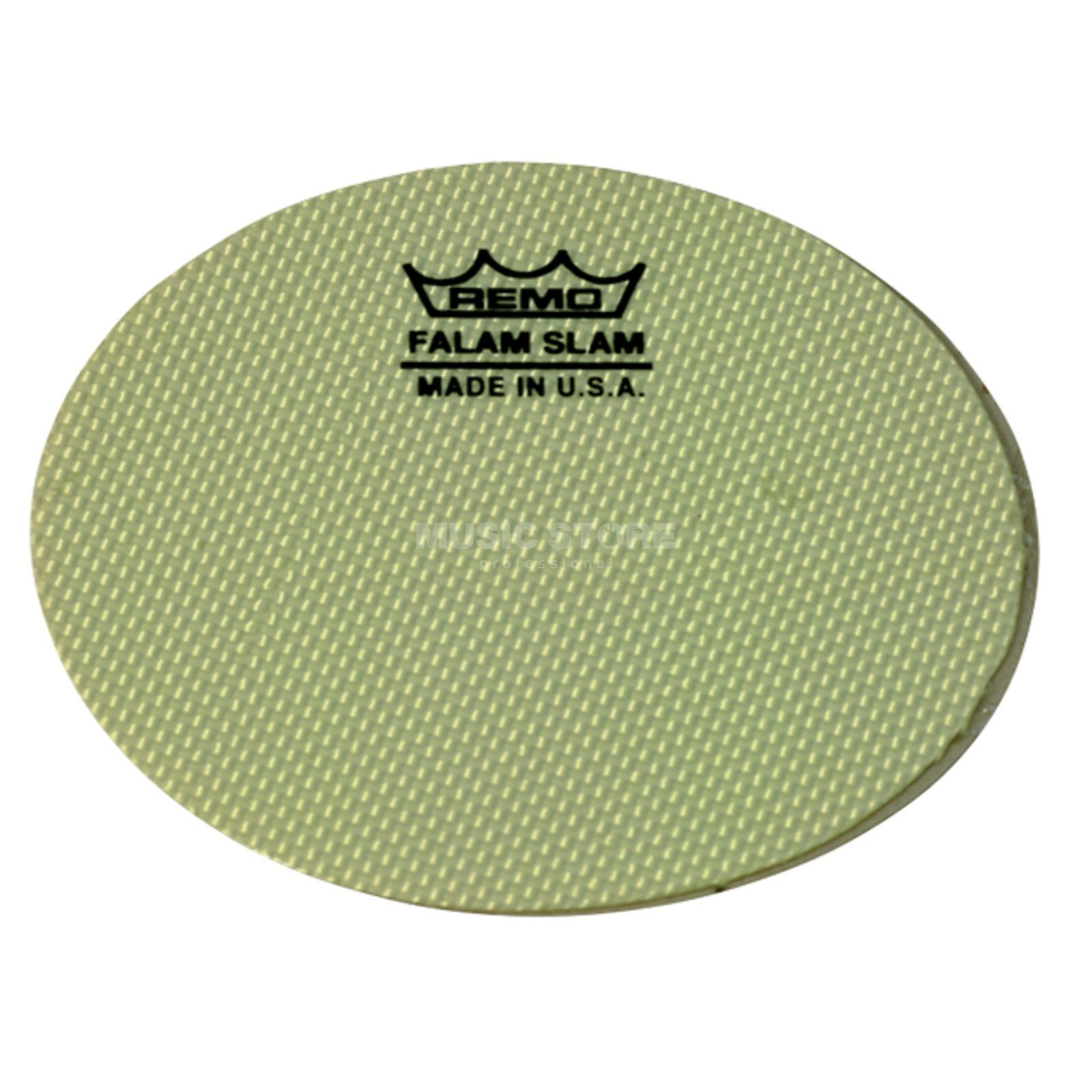 "Remo Falam Slam Pad KS-0004-PH, 4"", Single BassDrum Pad Product Image"