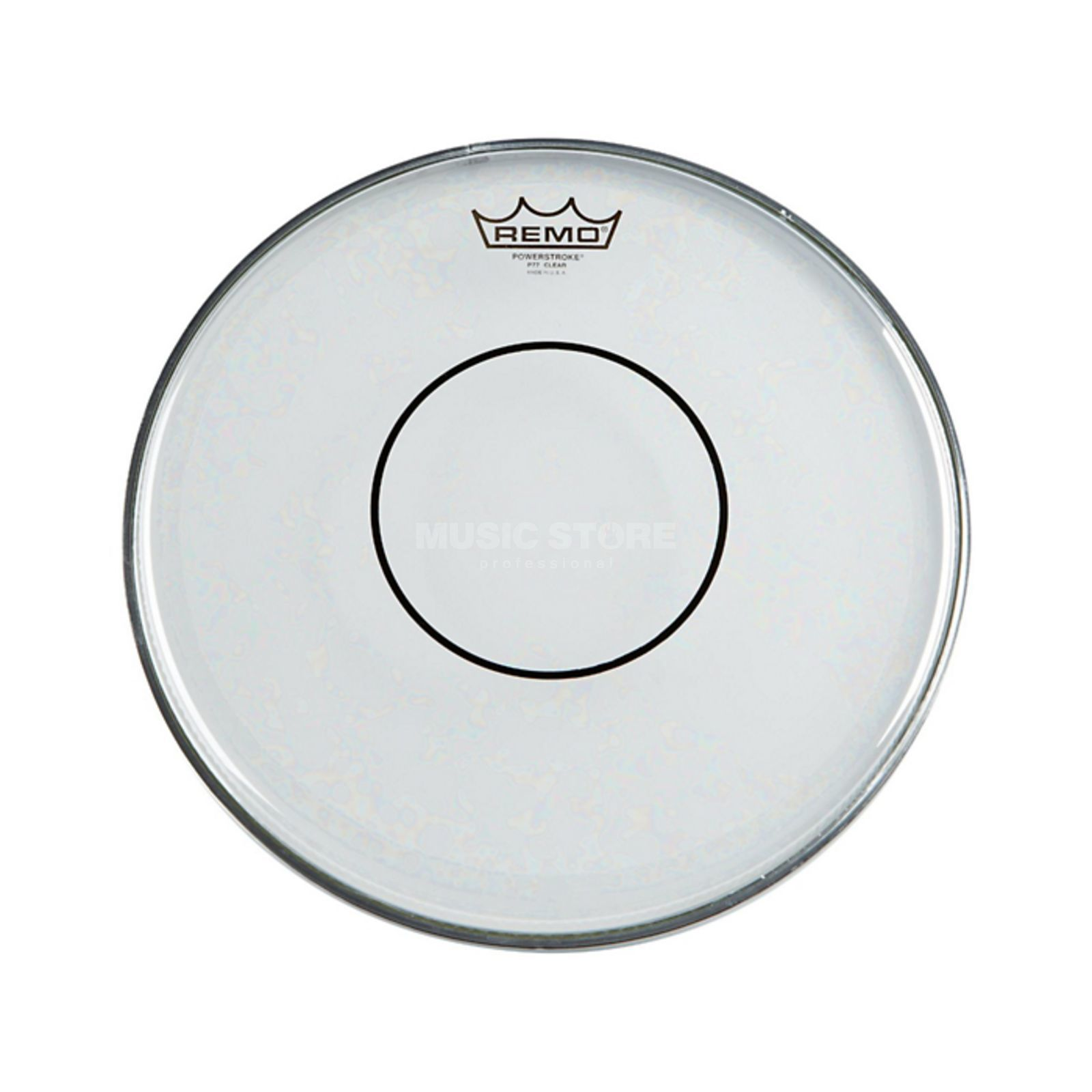 "Remo Powerstroke 77 Clear 14"", Dot, Tom + Snare Batter Produktbild"