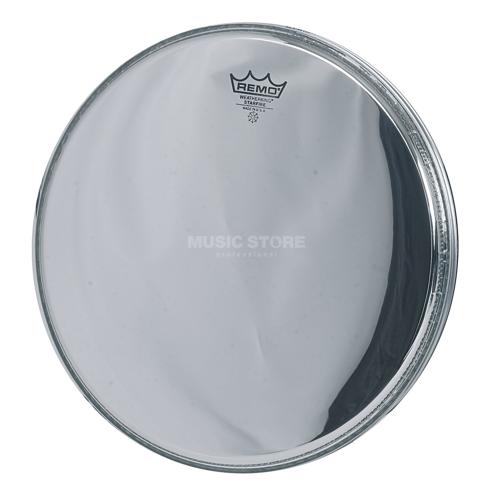 "Remo Starfire 16"", Chrome, Tom Batter/Reso Product Image"