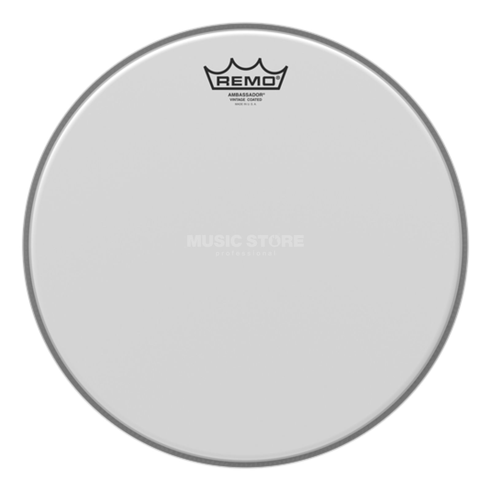"Remo Vintage A 13"", coated, Tom Batter/Reso, Snare Batter Product Image"
