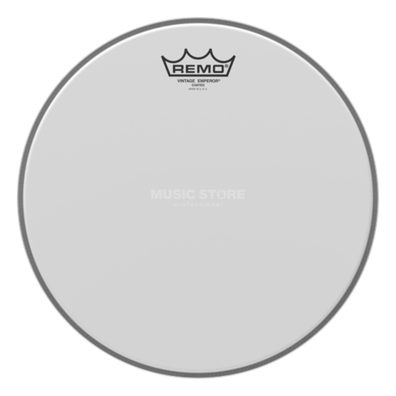 "Remo Vintage Emperor 12"", coated, Tom Batter/Reso Product Image"