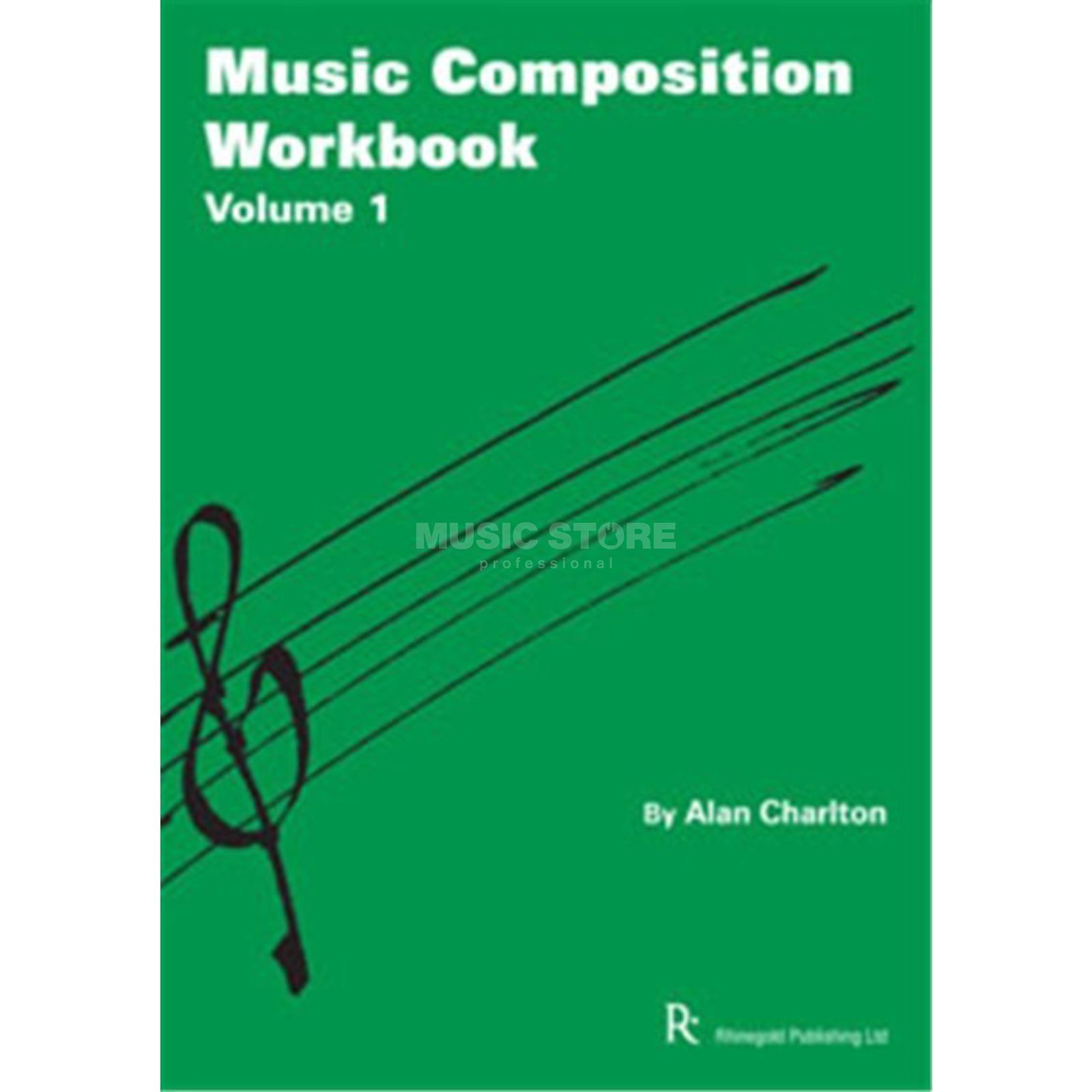 Rhinegold Education Music Composition Workbook 1 Alan Charlton Produktbild