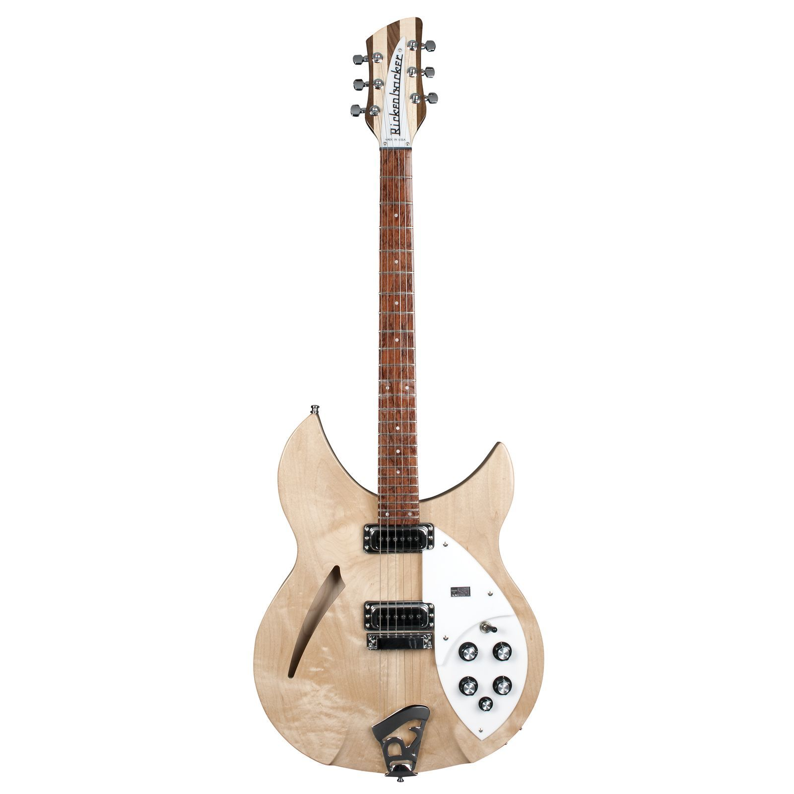 Rickenbacker 330 Thinline MG Mapleglo Produktbild