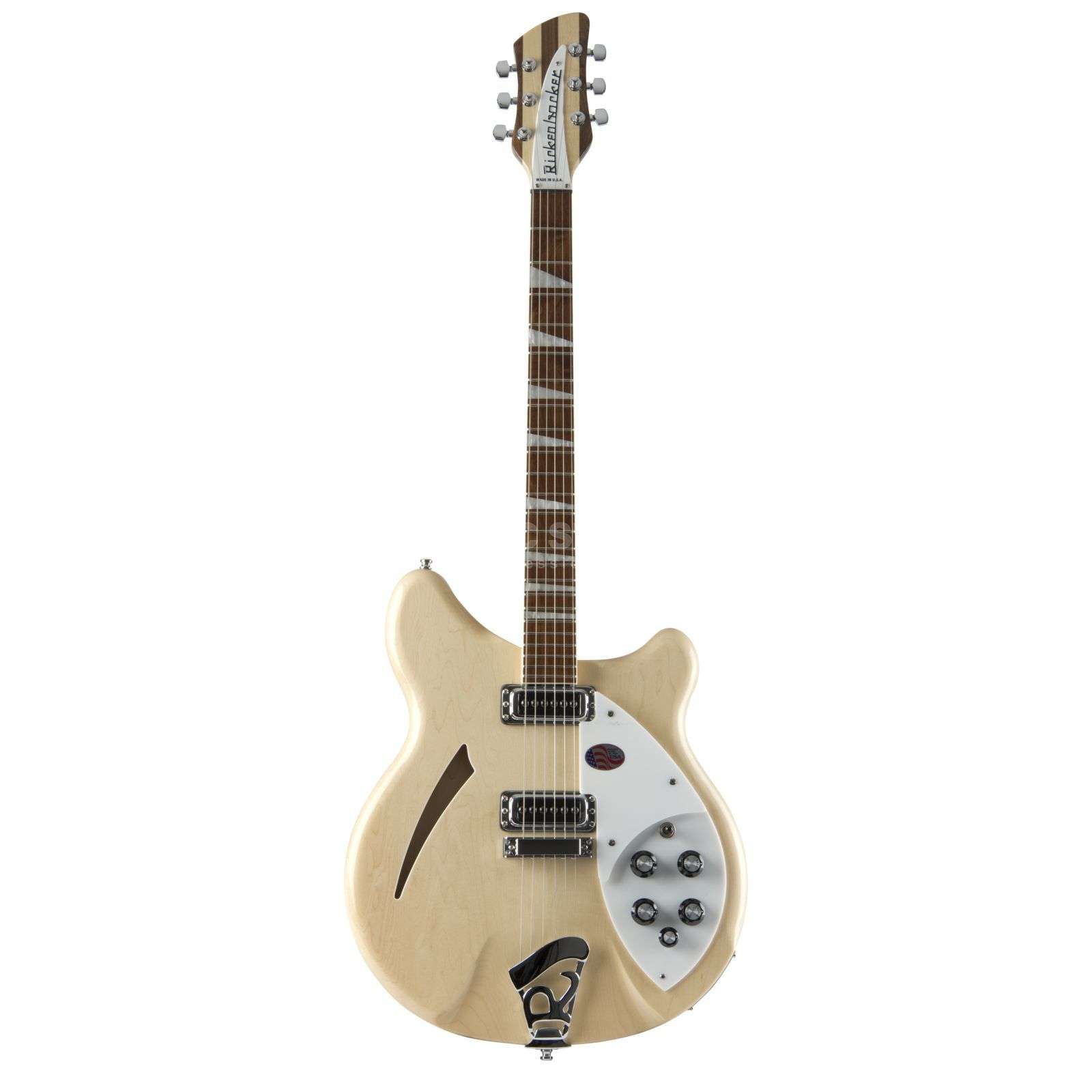 Rickenbacker 360 Deluxe Thinline MG Mapleglo Produktbild