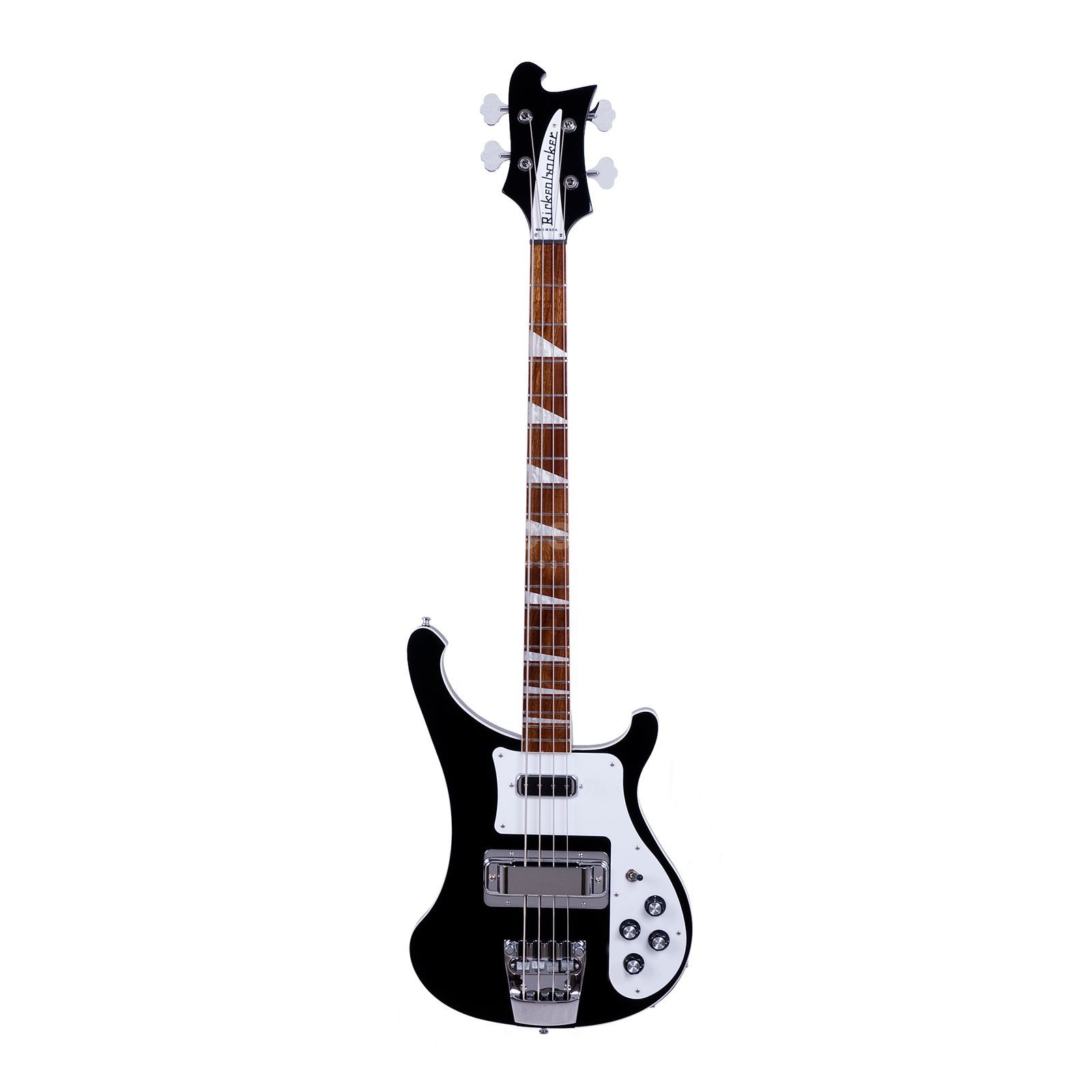 Rickenbacker 4003 Bass Guitar, Jetglo    Product Image