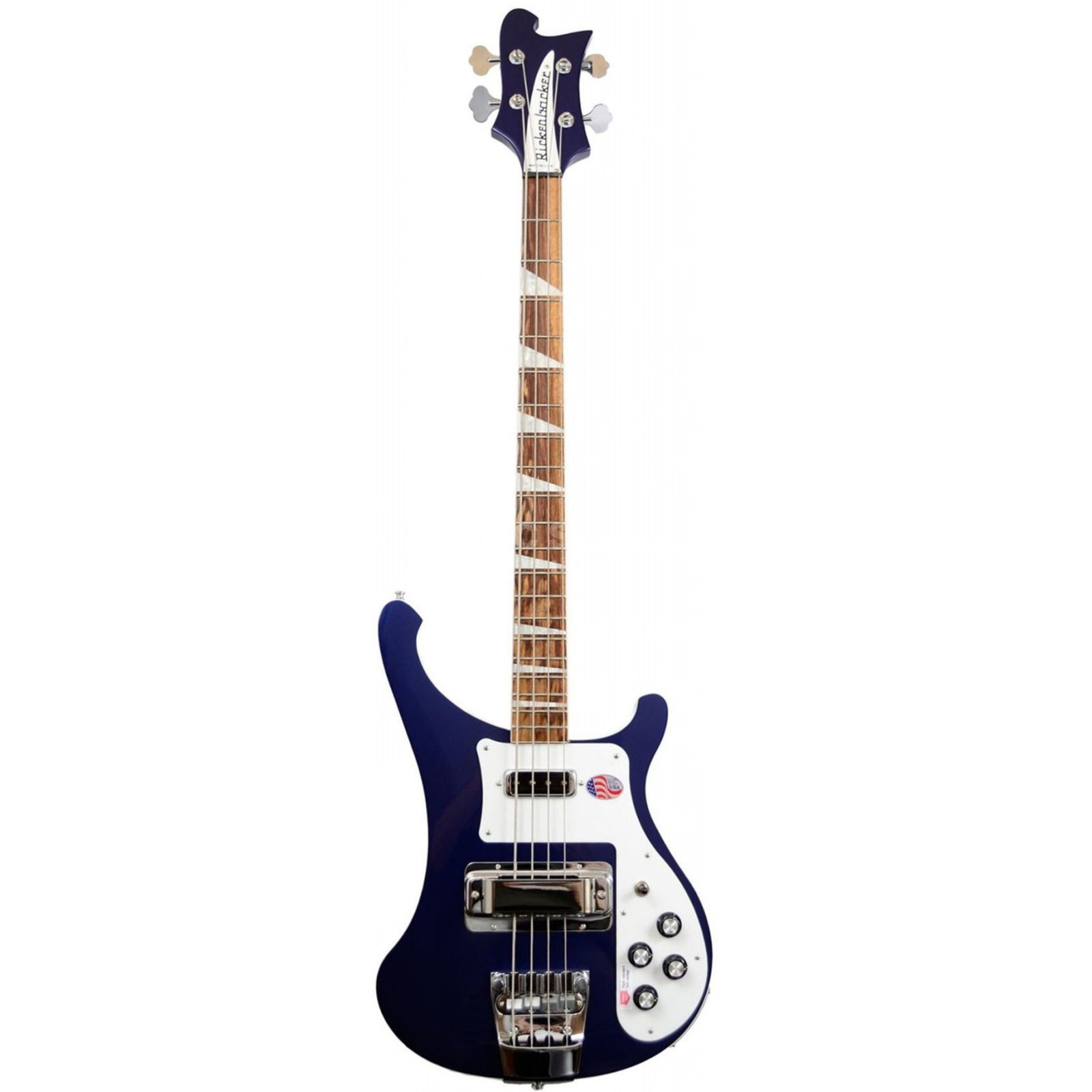 Rickenbacker 4004 Midnight Blue  Produktbillede
