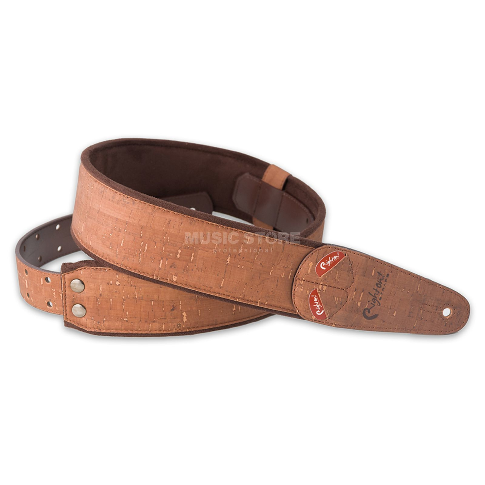 RightOn! Straps Strap Mojo Cork Brown Produktbild