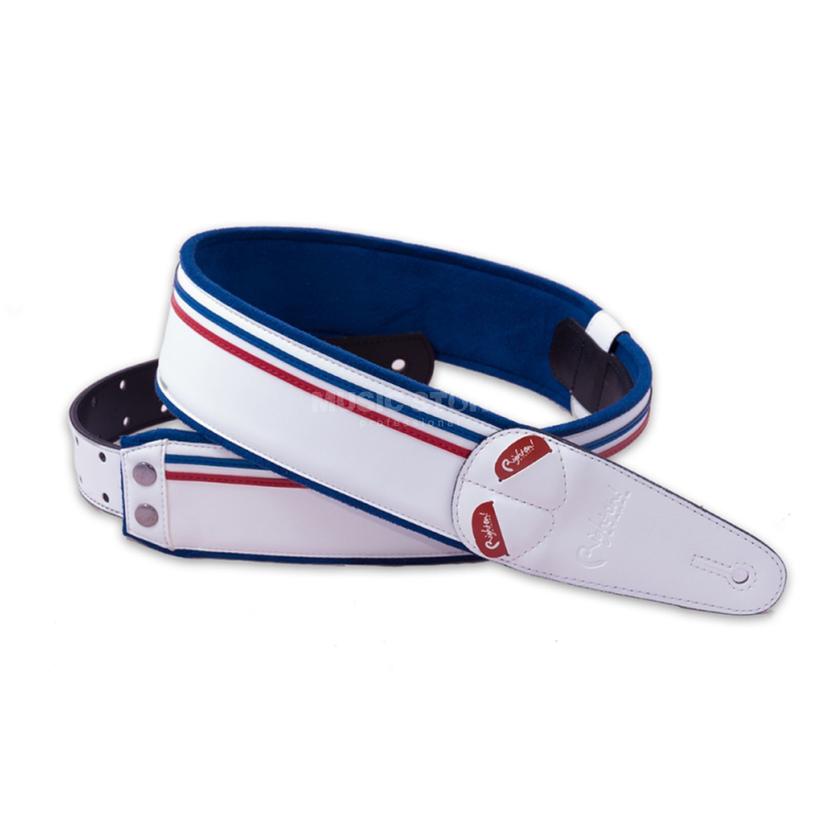 RightOn! Straps Strap Mojo Race White Produktbillede