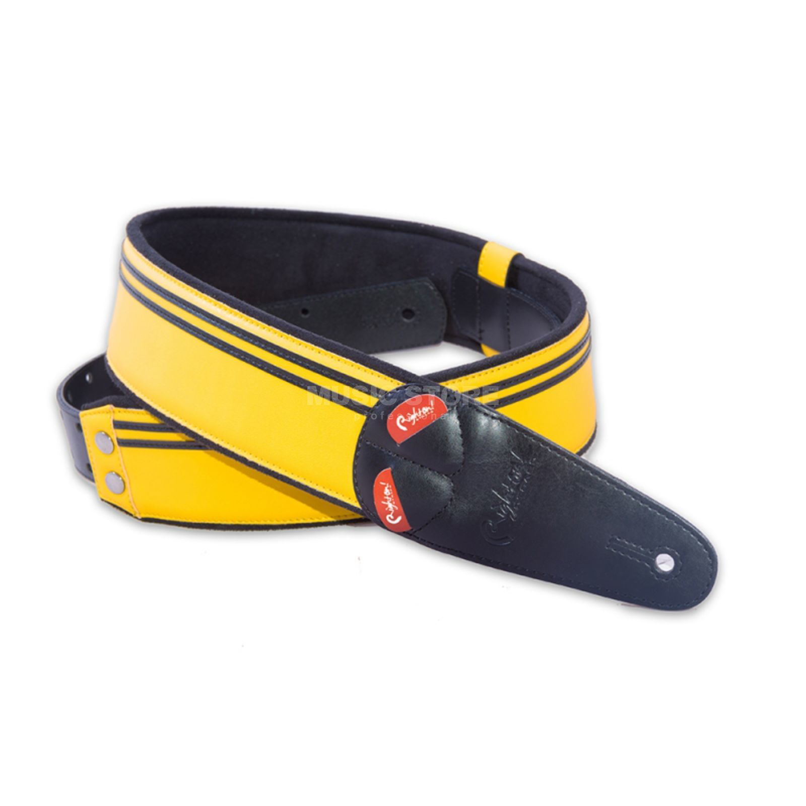 RightOn! Straps Strap Mojo Race Yellow Produktbild