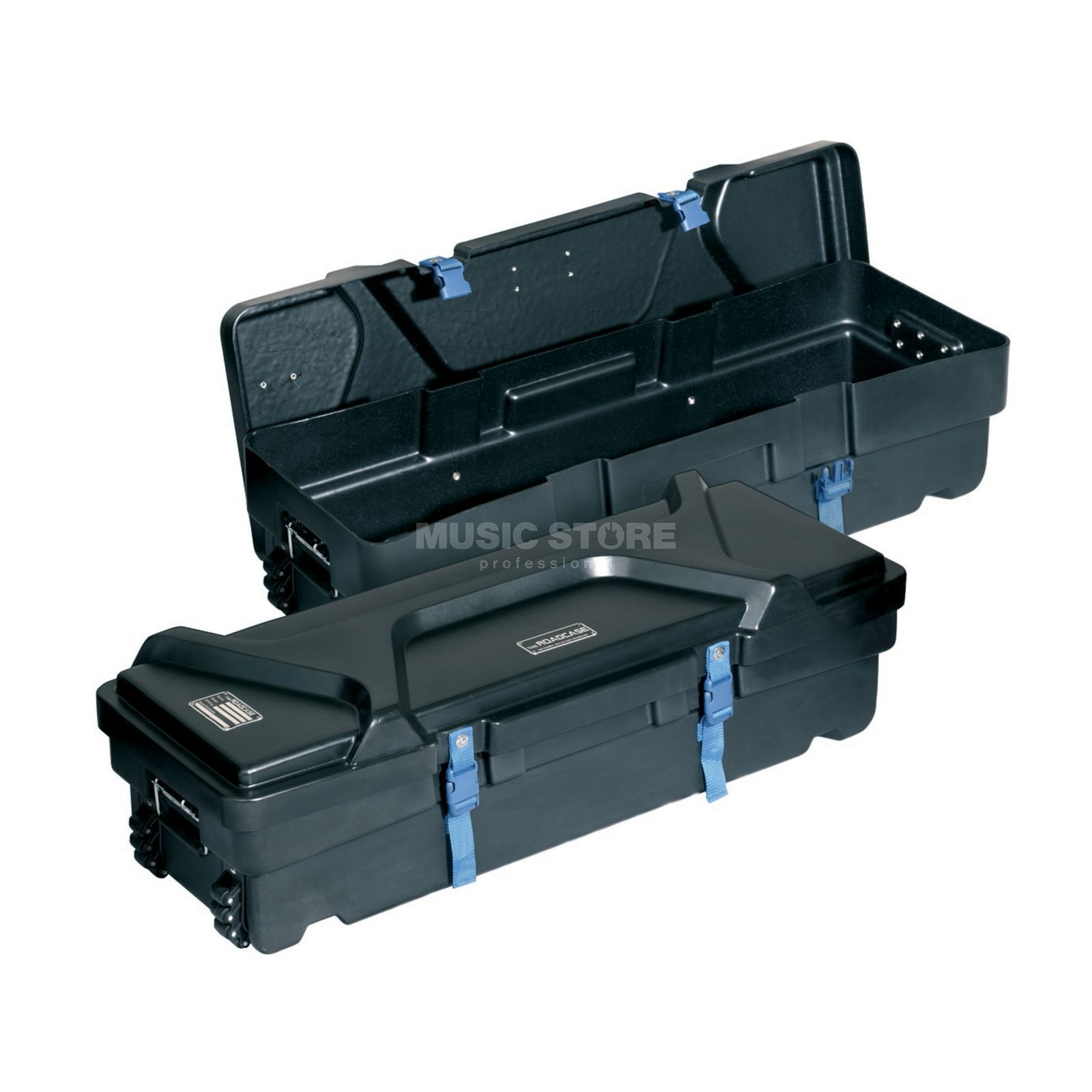 Roadcase Hardware Case, 105x37x30cm Produktbild