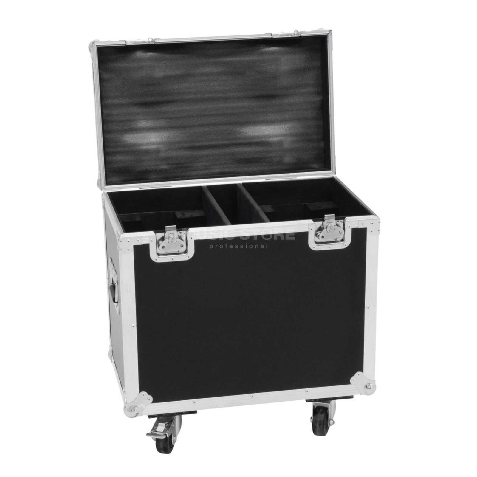 Roadinger Flightcase 2x TMH-X12 Moving-Heads Product Image