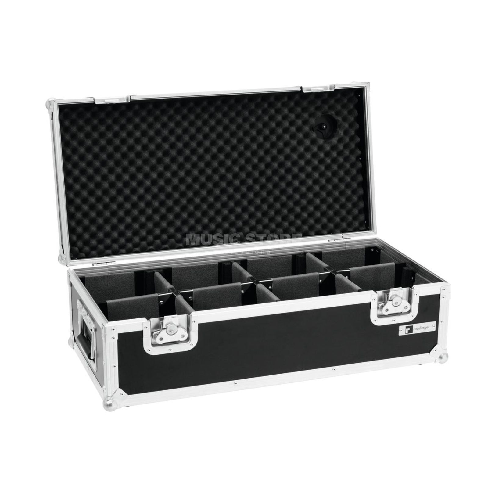Roadinger Flightcase 8x AKKU UP-4 Productafbeelding