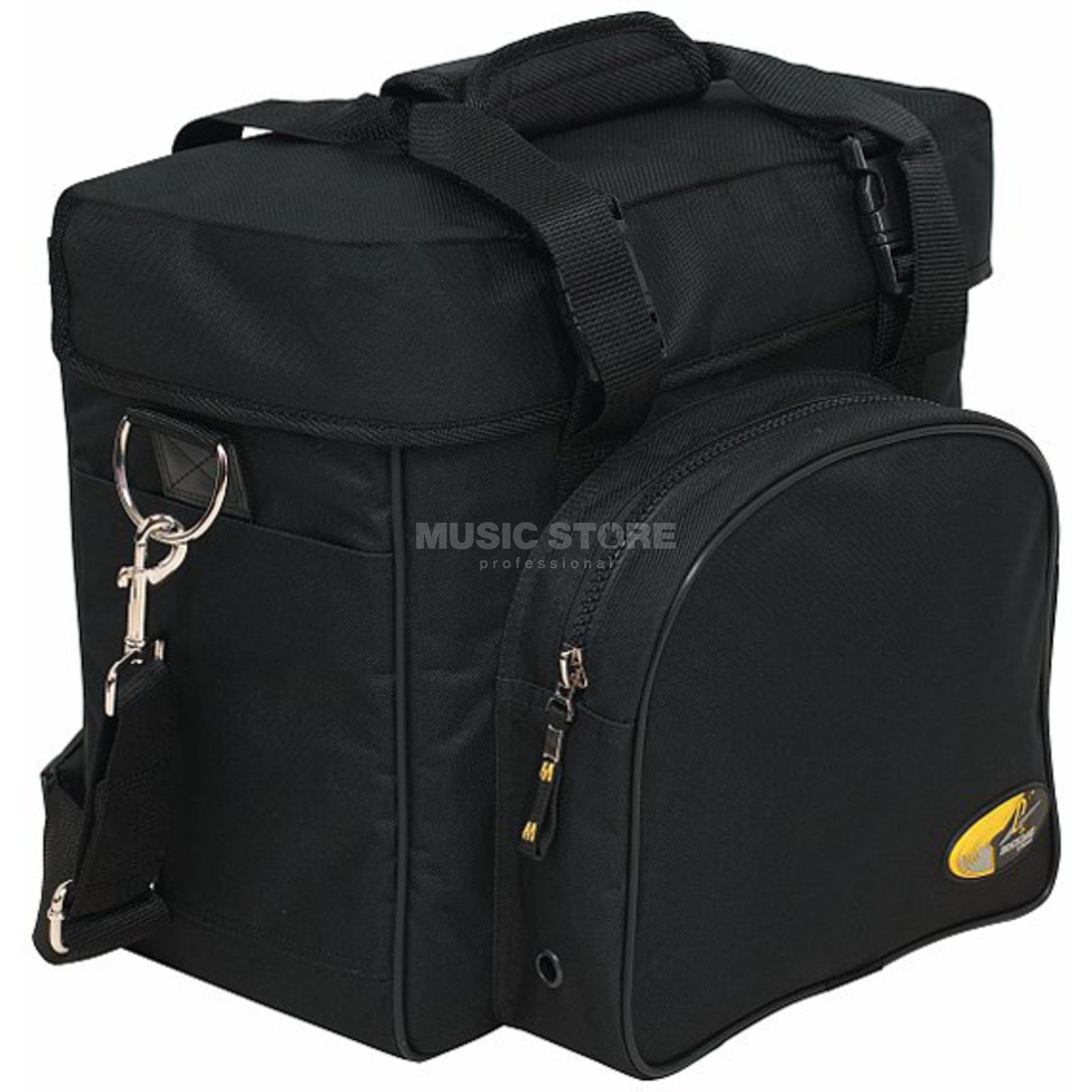Rockbag DJ Record Bag RB 27110 B for 20 LPs, black Product Image