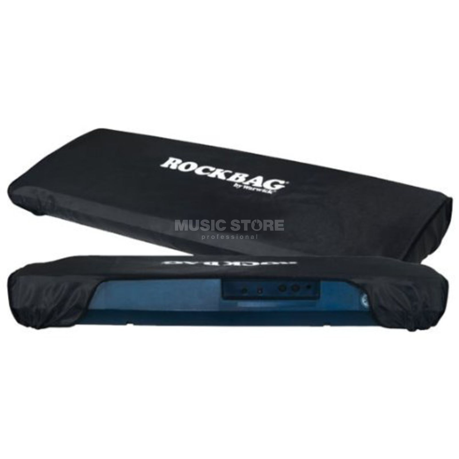 Rockbag Keyboard Dustcover RB21718B Black.122 x - 41 x - 13.5cm Produktbillede