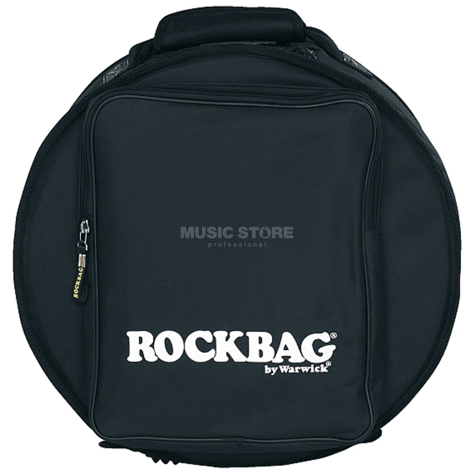"Rockbag Marching Snare Bag RB22855B, 14""x12"", Deluxe Line Productafbeelding"