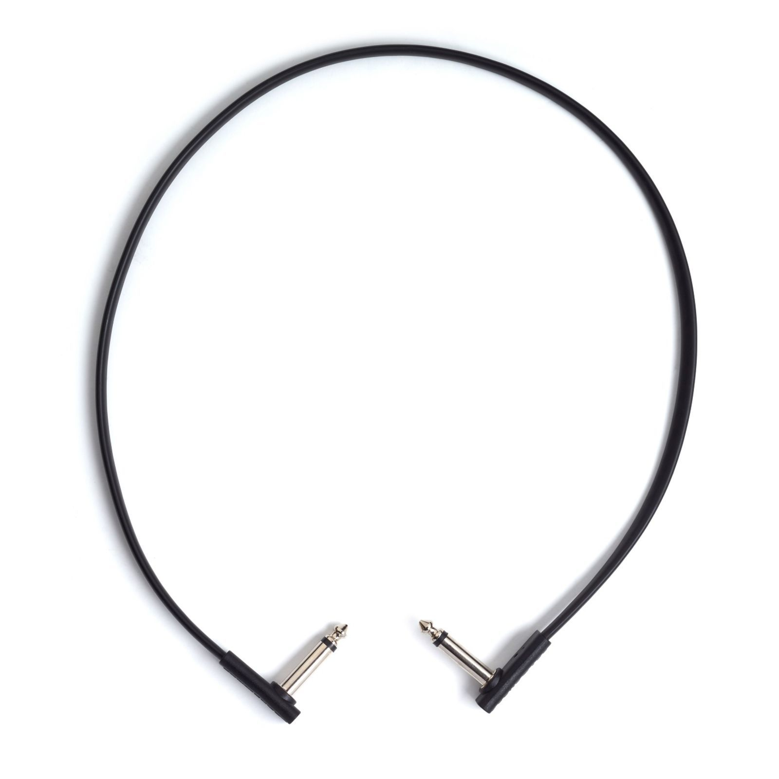 Rockboard Flat Patch Cable 60 cm Black Product Image
