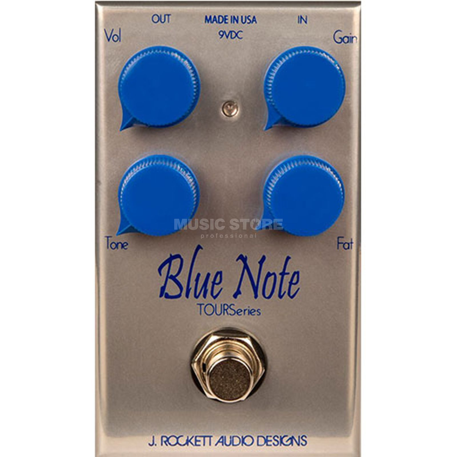 Rockett Blue Note Overdrive TS Tour Series Produktbild