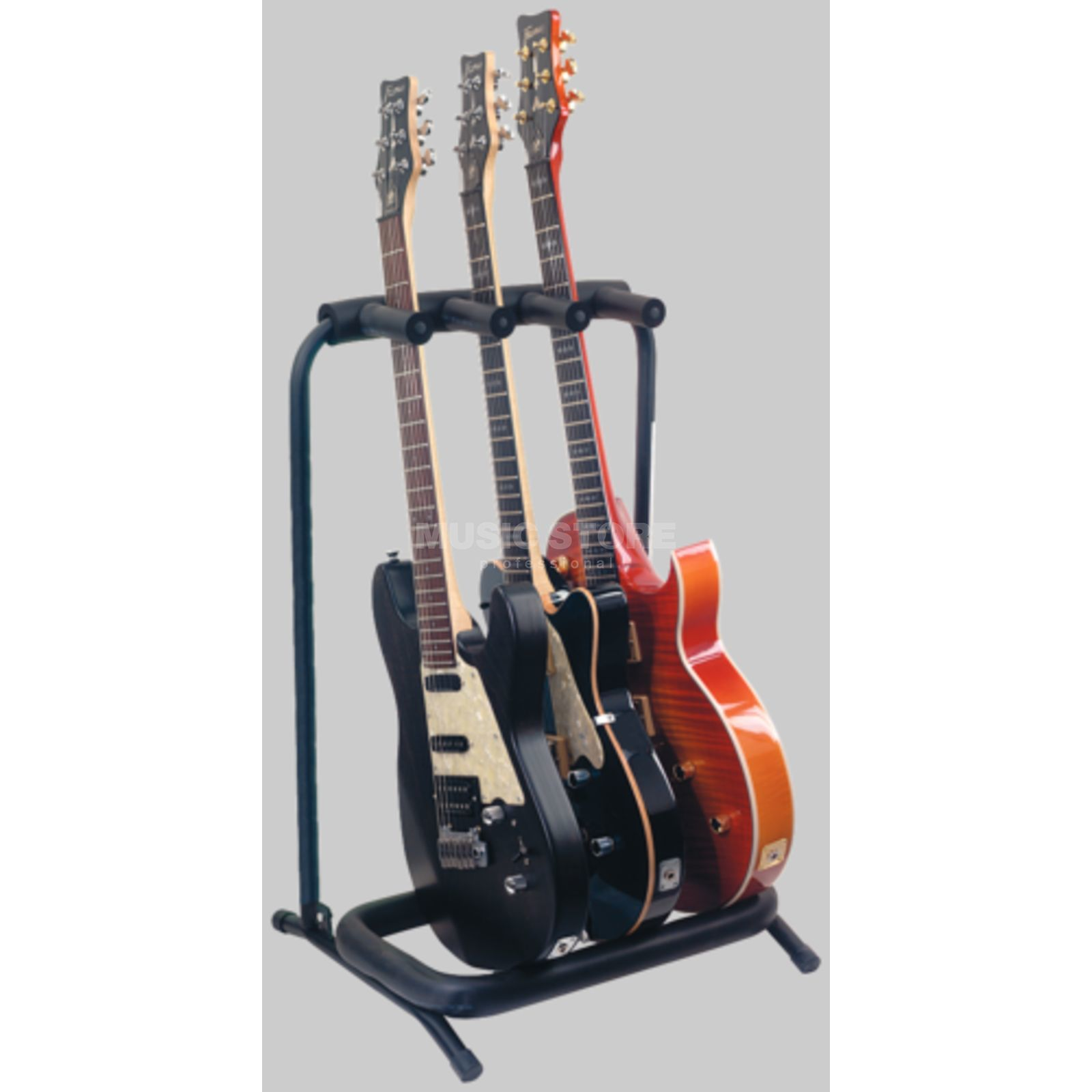 Rockstand 3-Way Multiple Guitar Stand RS 20860 B/2 Produktbillede