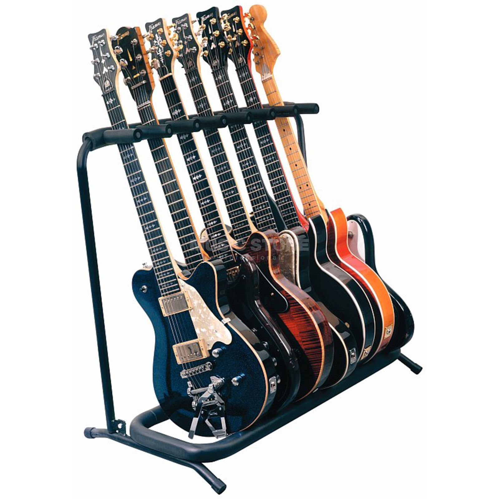Rockstand 7er Multiple Guitar Stand RS 20862 B/2 Изображение товара