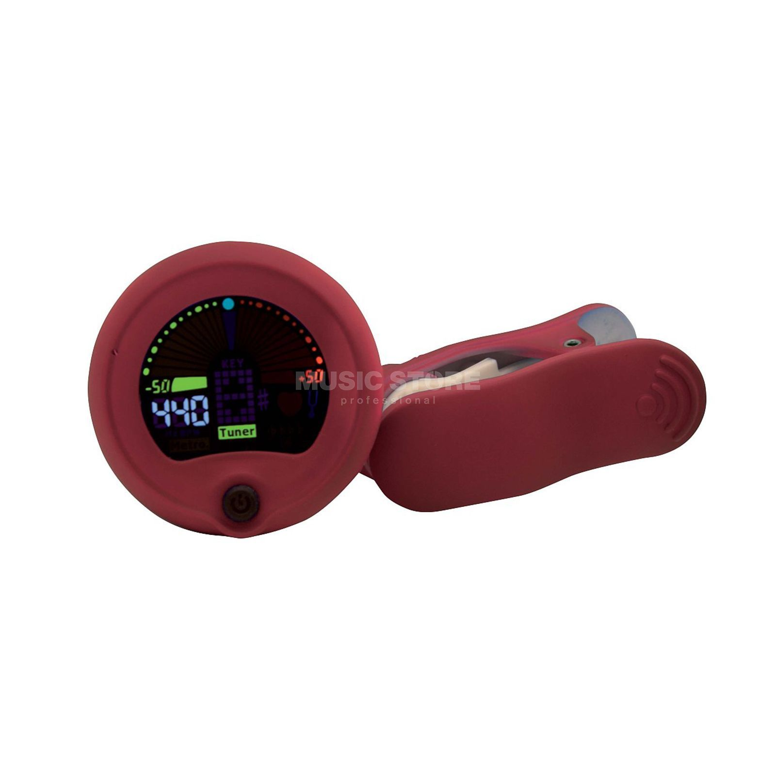 RockTuner CT-10 Red Produktbild
