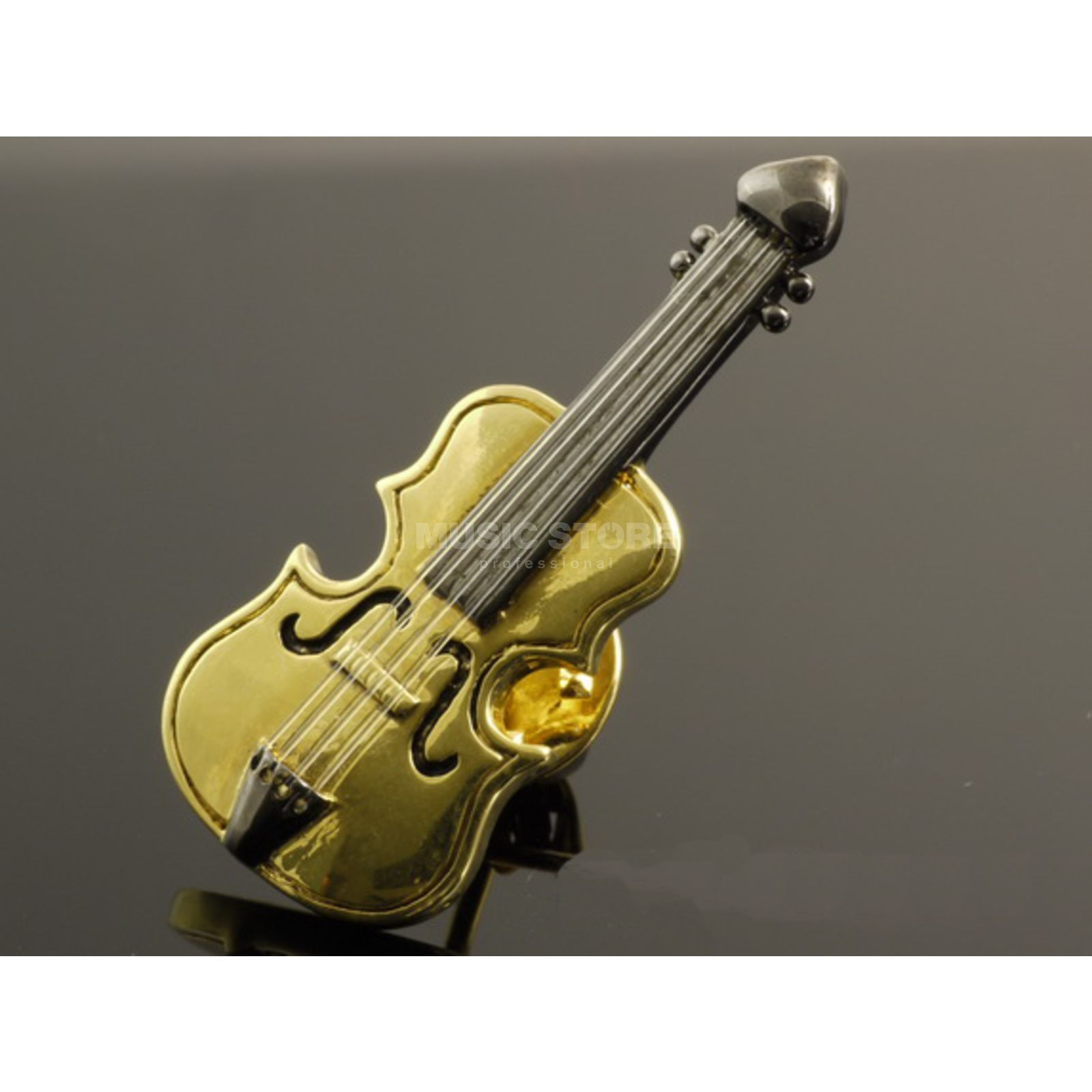 Rockys Pin Cello gold plated Produktbillede