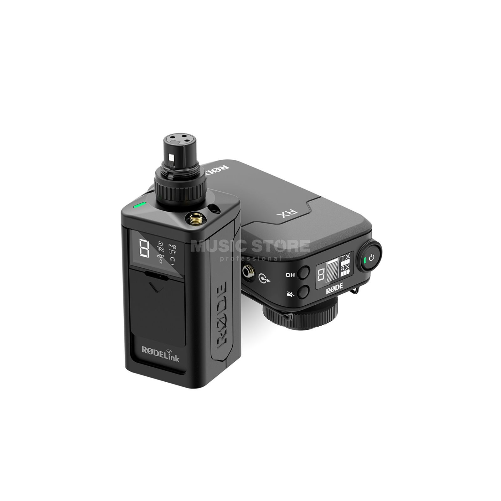 Rode RODELink Newsshooter Kit Wireless XLR Transmitter Produktbild