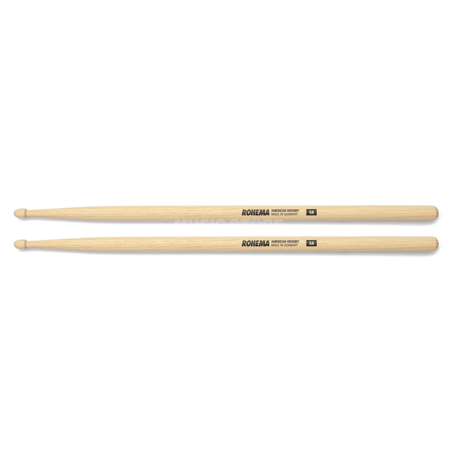 Rohema Classic 5A Sticks, Hickory Product Image
