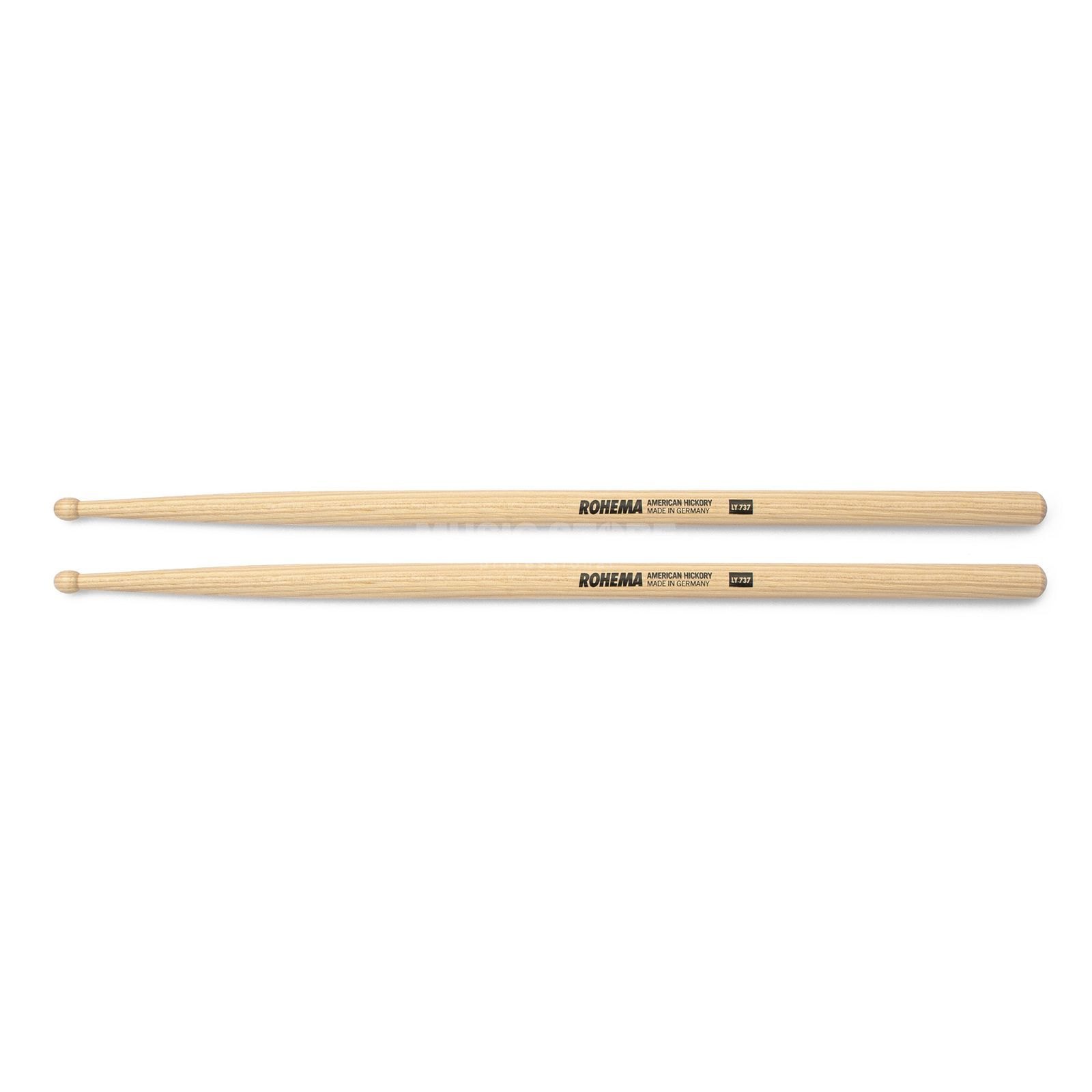"Rohema Round Tip Sticks ""Lytton"", Wood Tip Produktbild"